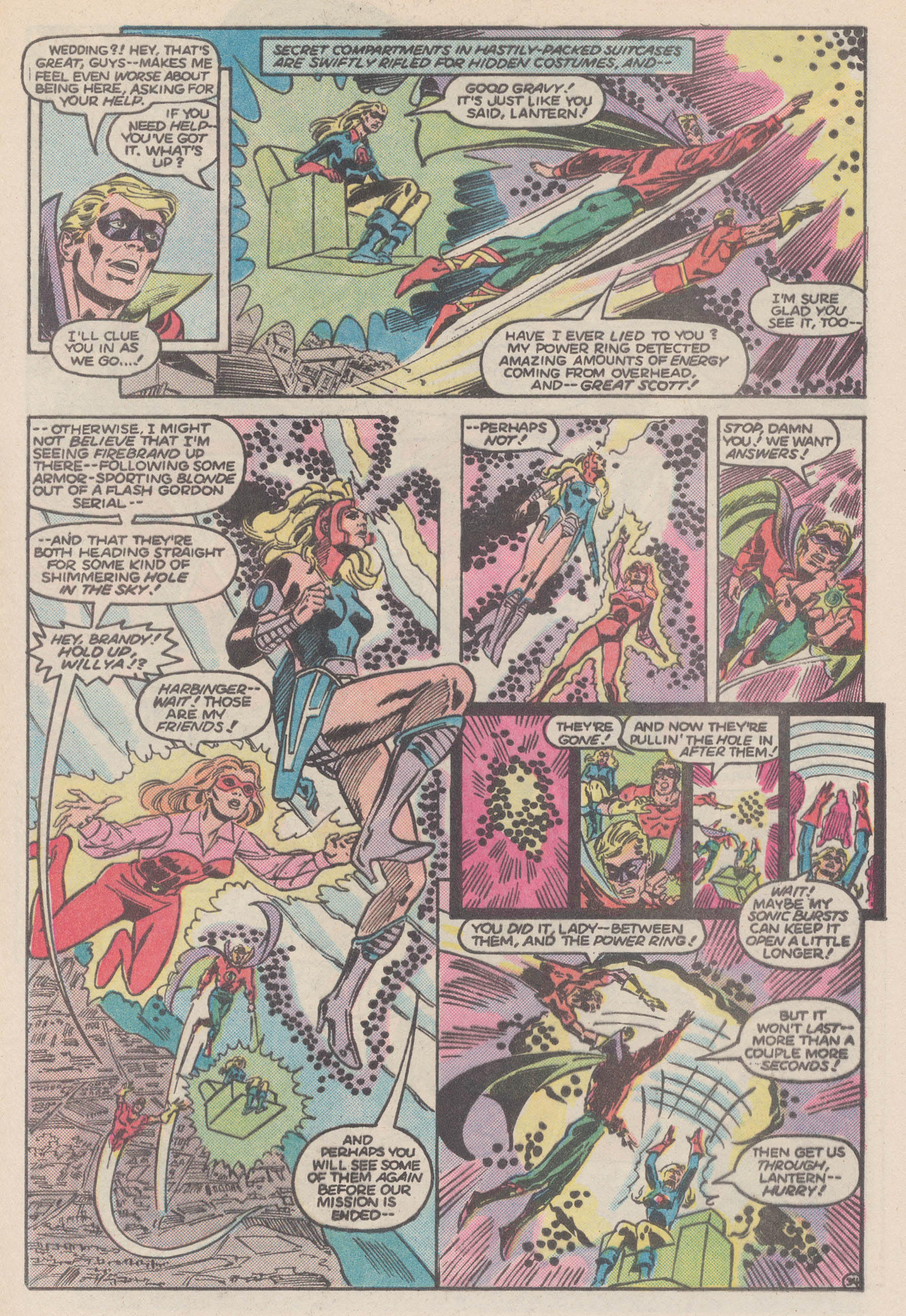 Read online All-Star Squadron comic -  Issue #50 - 40