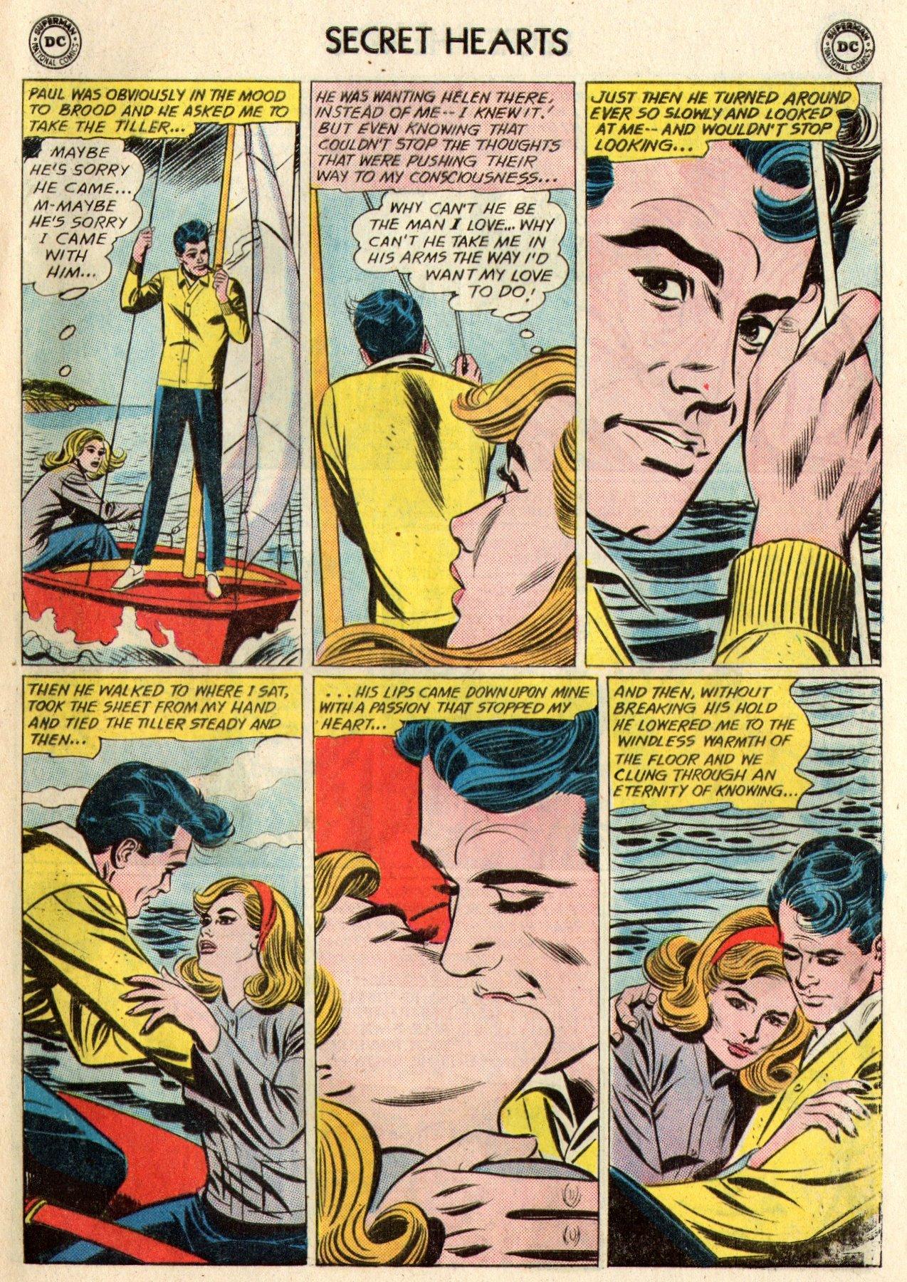 Read online Secret Hearts comic -  Issue #95 - 9