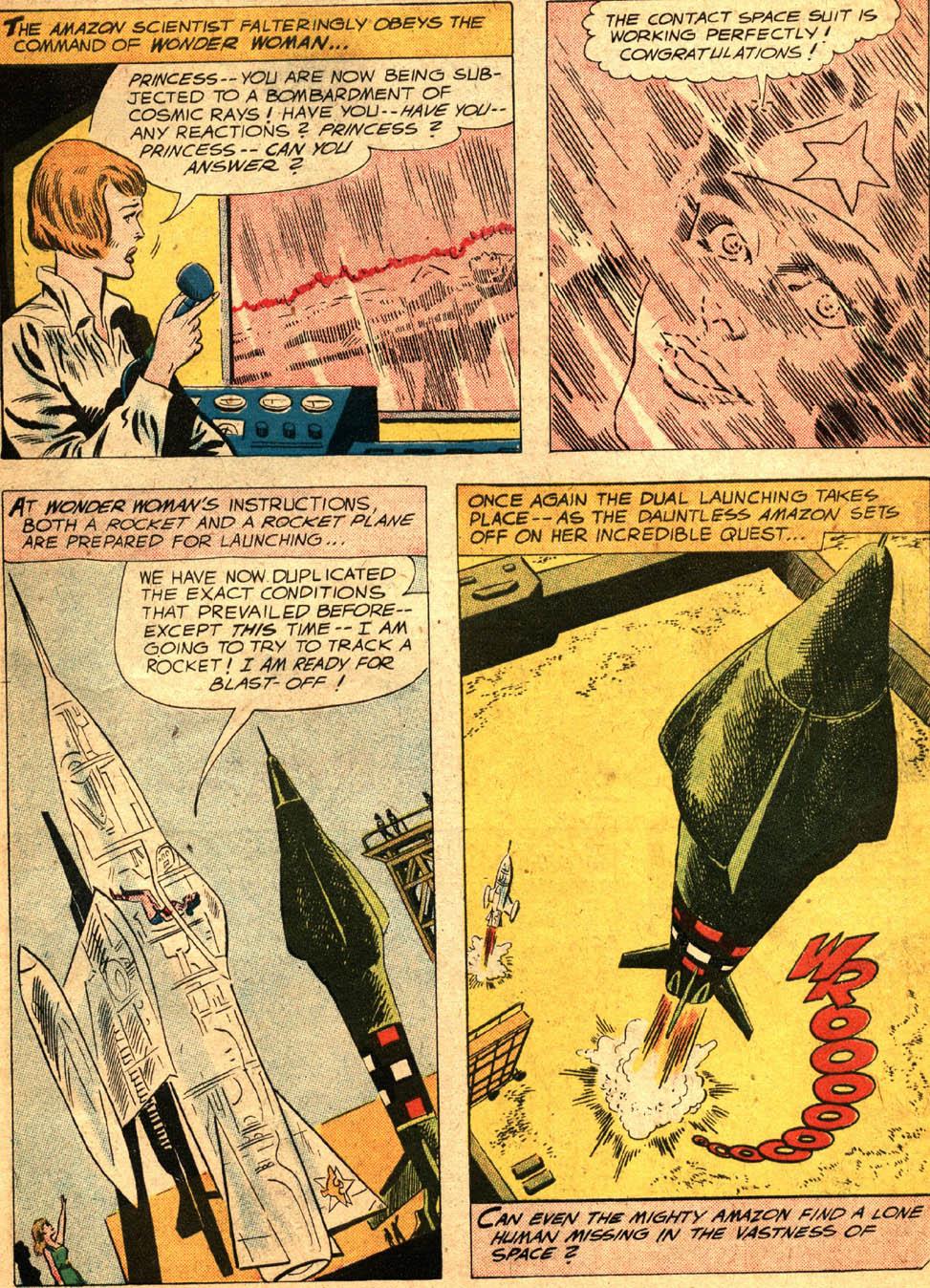 Read online Wonder Woman (1942) comic -  Issue #99 - 7