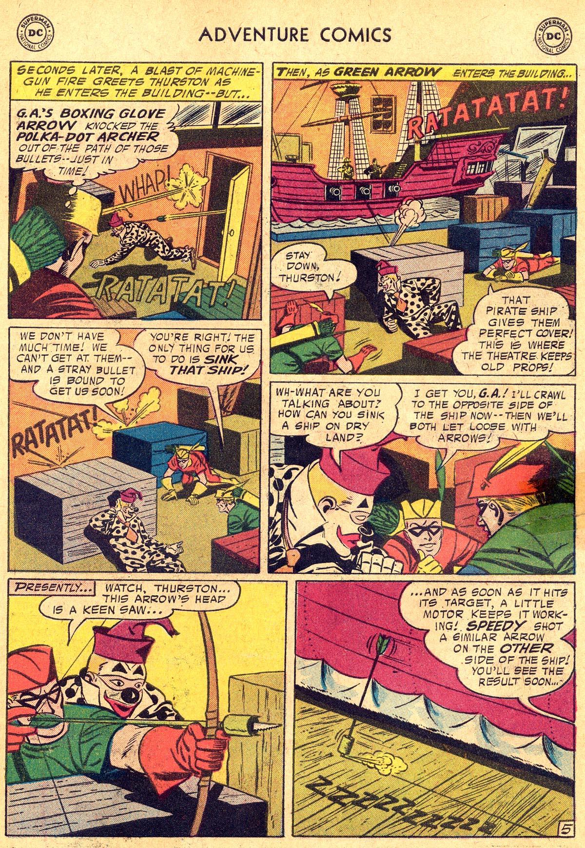 Read online Adventure Comics (1938) comic -  Issue #238 - 31