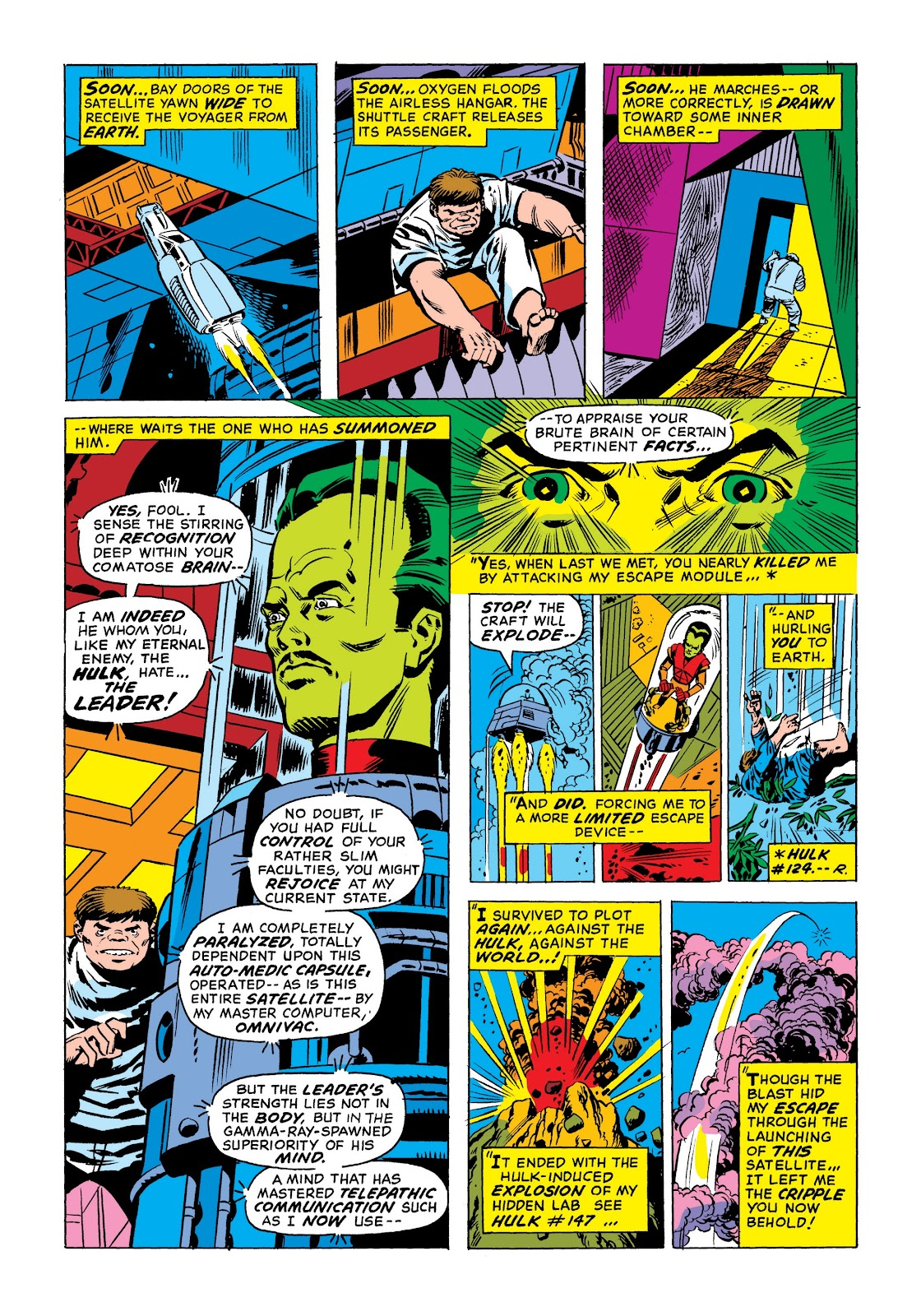 Read online Marvel Masterworks: The Incredible Hulk comic -  Issue # TPB 9 (Part 1) - 17