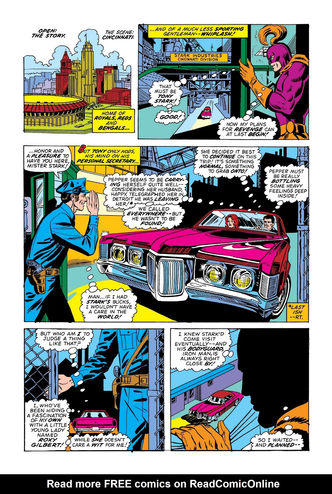Read online Marvel Masterworks: The Invincible Iron Man comic -  Issue # TPB 9 (Part 2) - 78