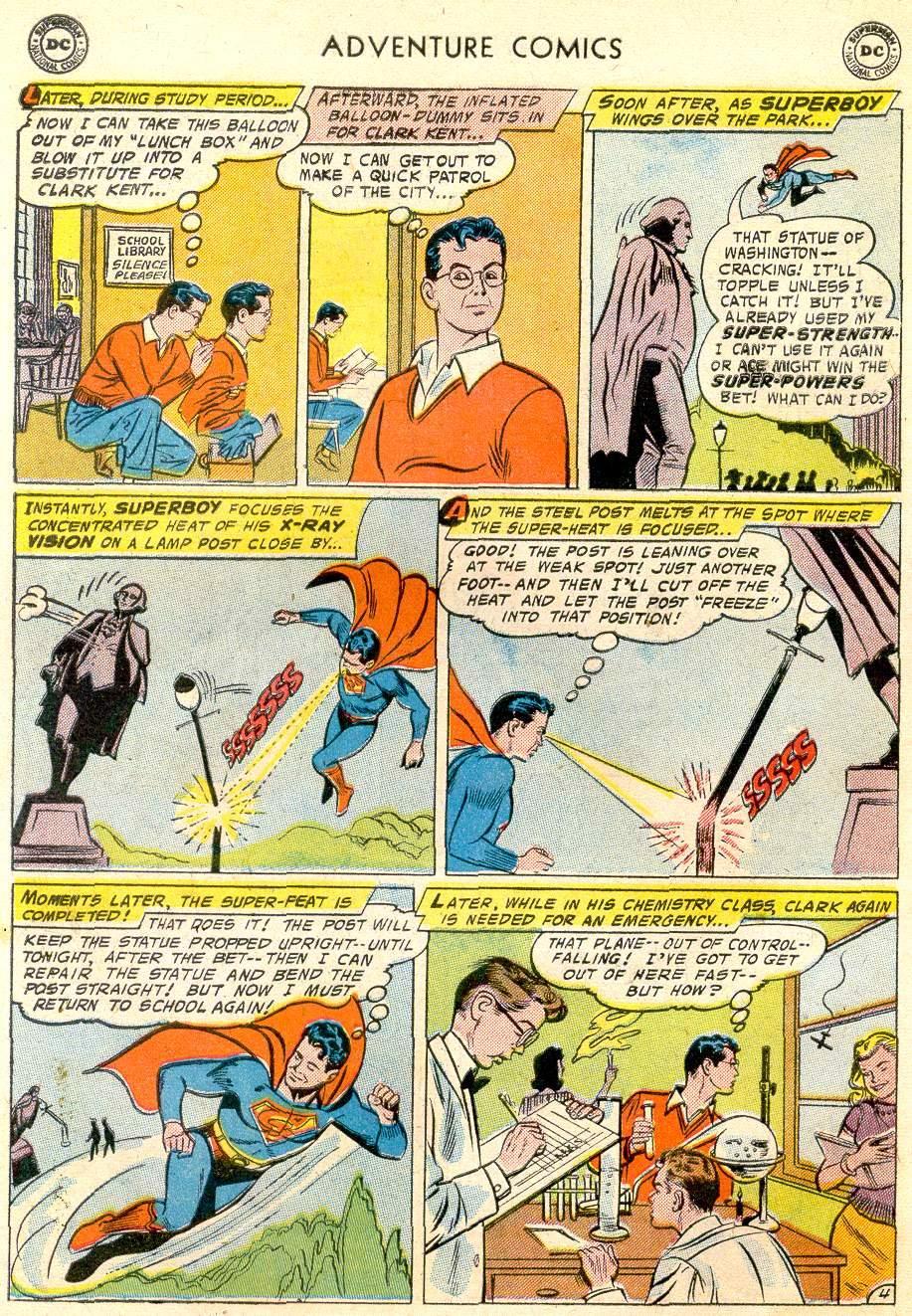 Read online Adventure Comics (1938) comic -  Issue #248 - 6