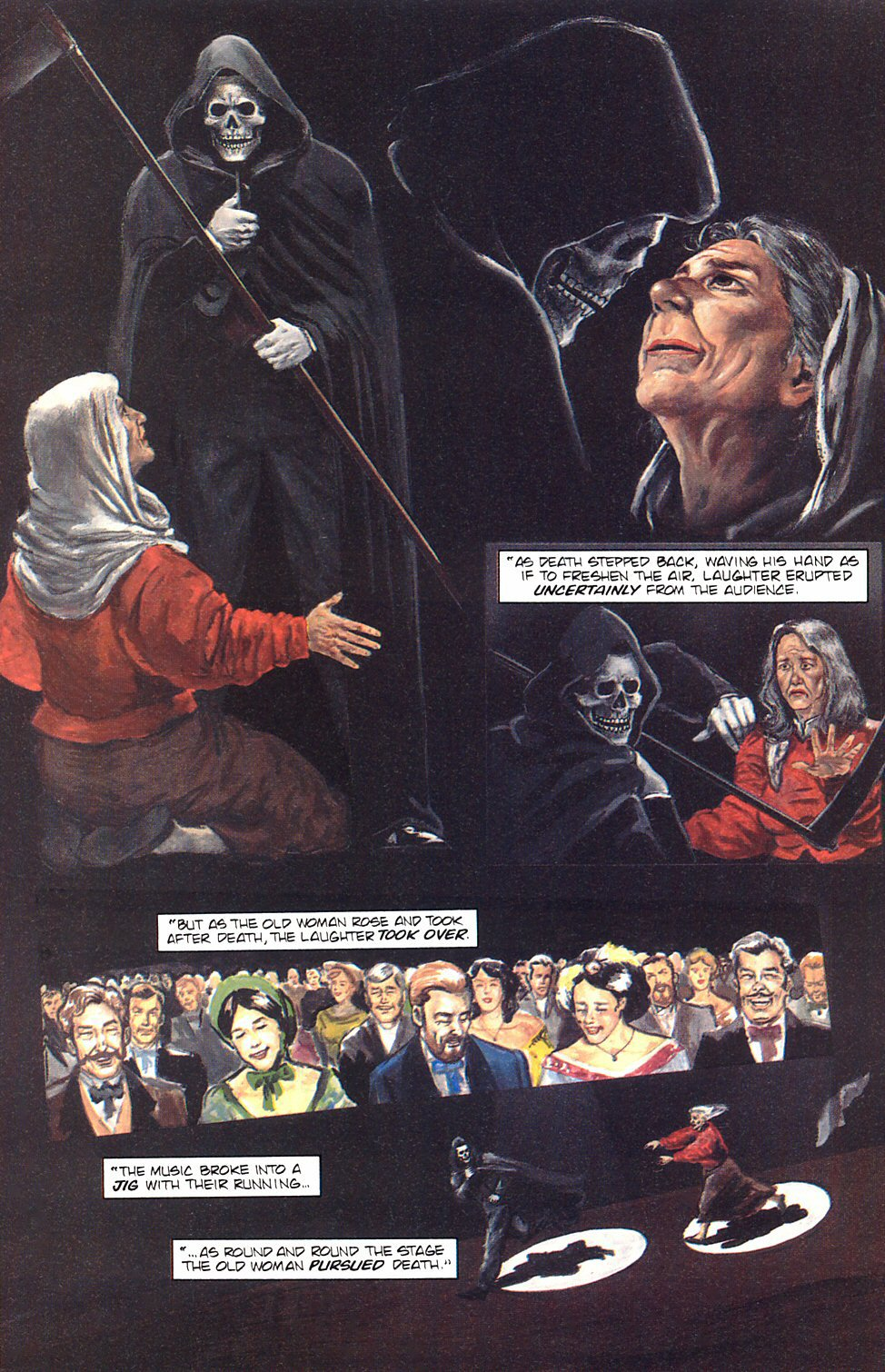 Read online Anne Rice's Interview with the Vampire comic -  Issue #8 - 10