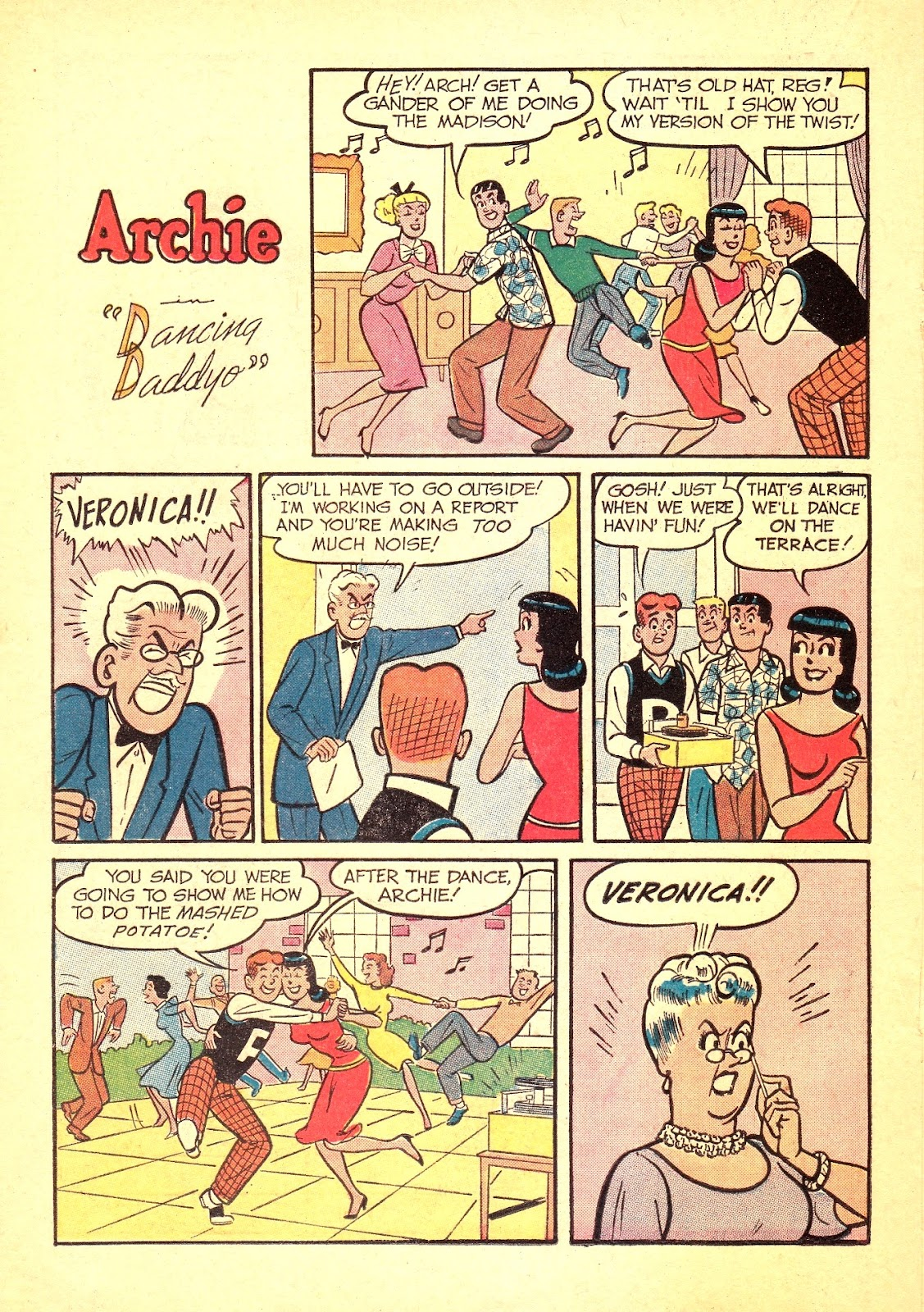 Read online Archie (1960) comic -  Issue #121 - 20