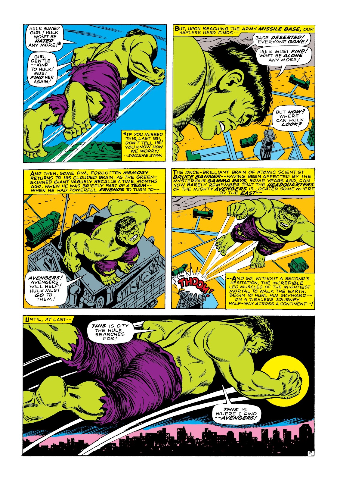 Read online Marvel Masterworks: The Incredible Hulk comic -  Issue # TPB 3 (Part 1) - 53