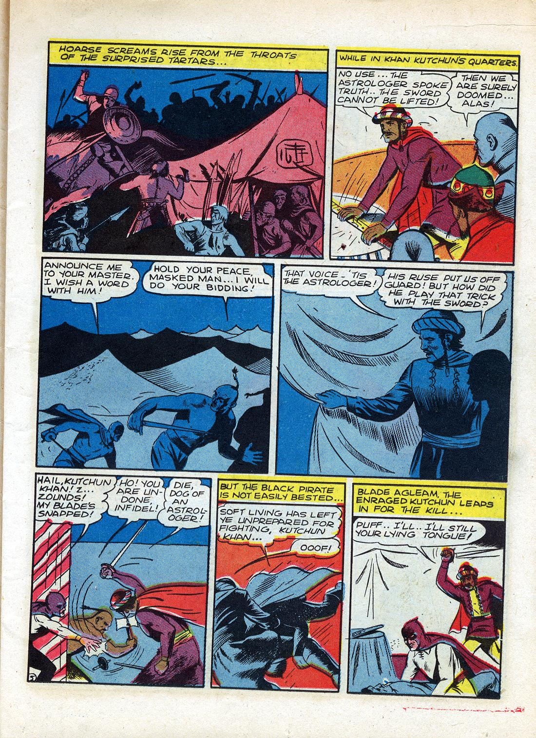 Read online Sensation (Mystery) Comics comic -  Issue #26 - 21