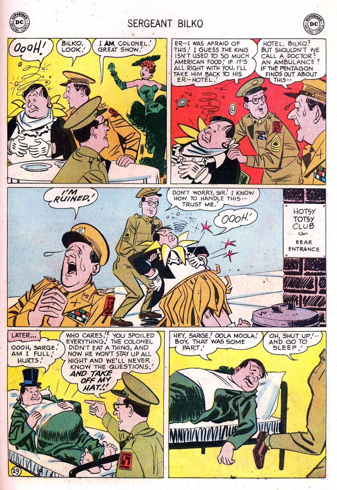 Sergeant Bilko issue 7 - Page 31