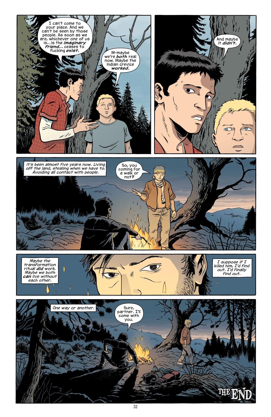Read online Strange Adventures (2014) comic -  Issue # TPB (Part 1) - 30