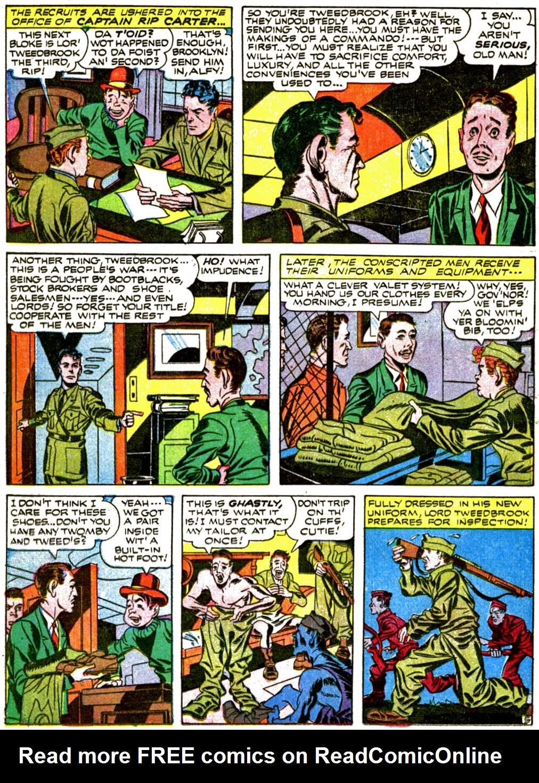 Boy Commandos issue 2 - Page 22