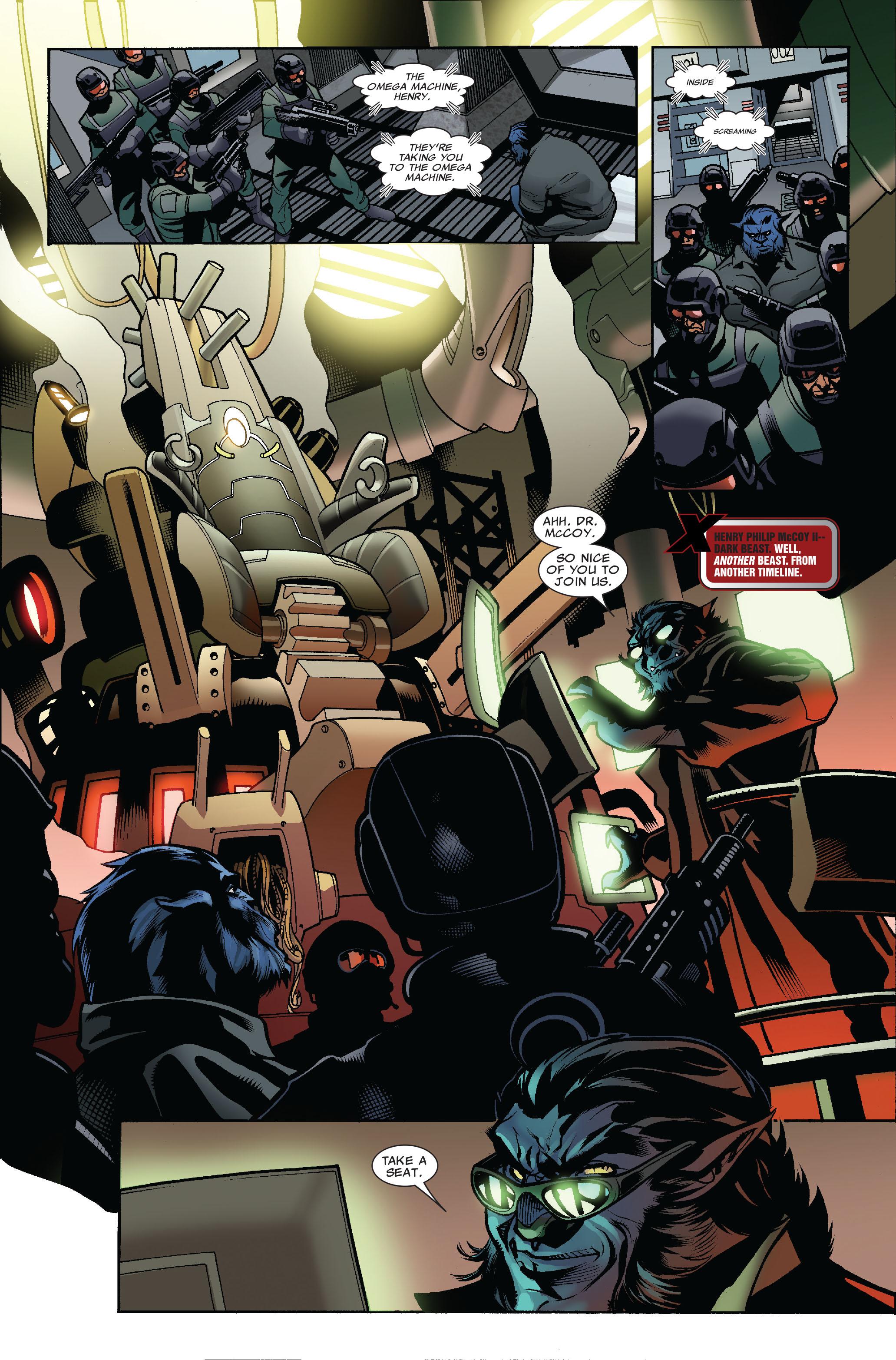 Read online Uncanny X-Men (1963) comic -  Issue #513 - 8