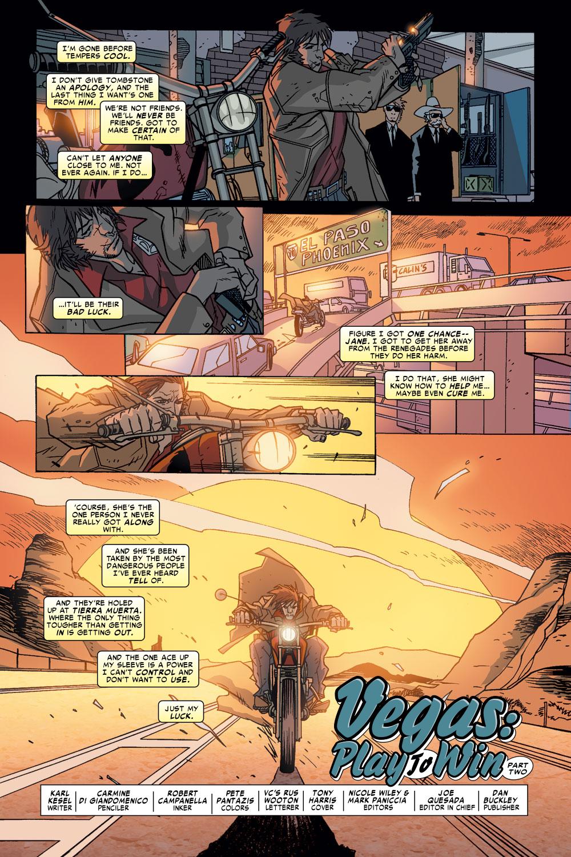 Read online Amazing Fantasy (2004) comic -  Issue #14 - 23