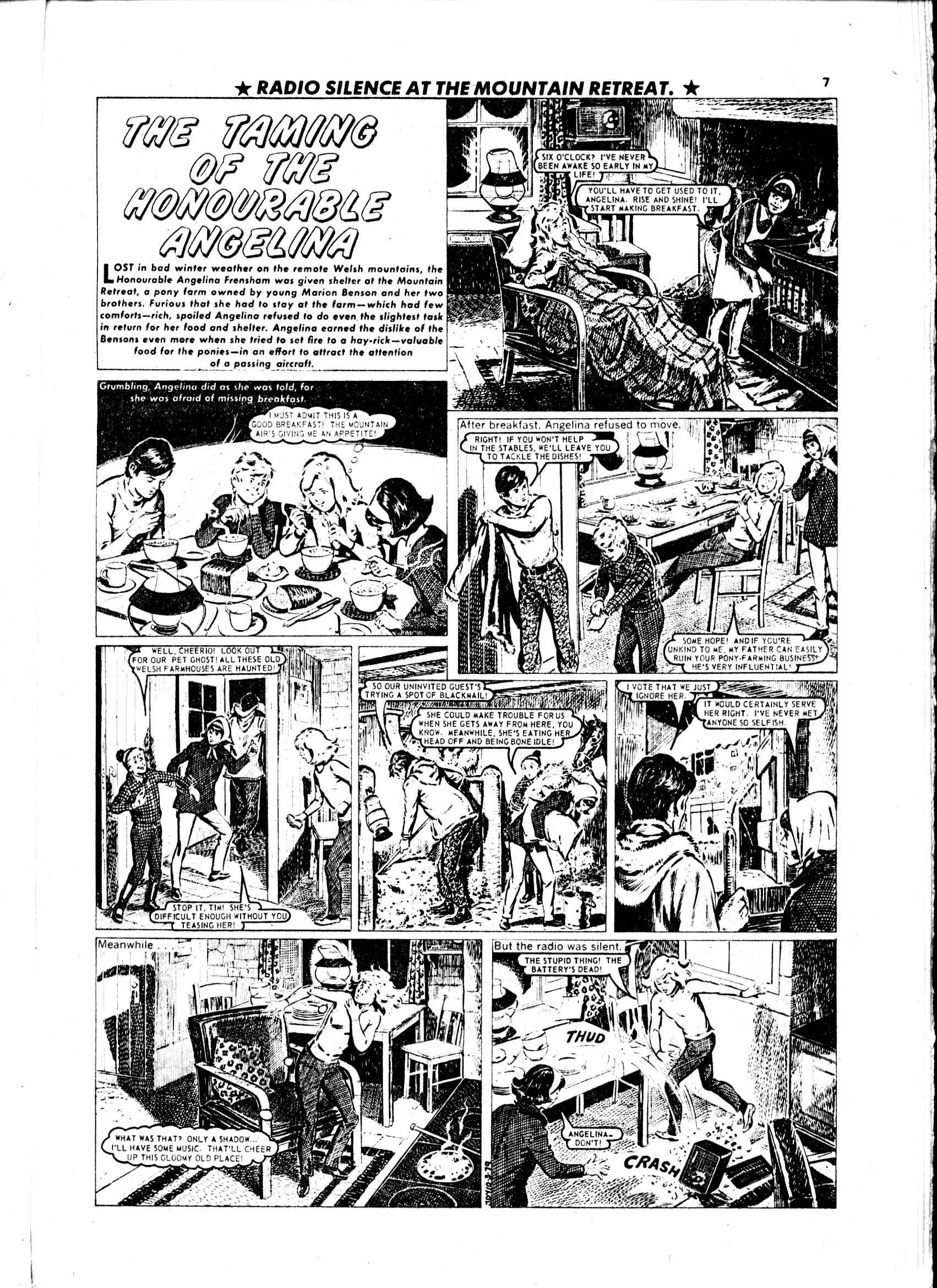 Read online Judy comic -  Issue #1000 - 7