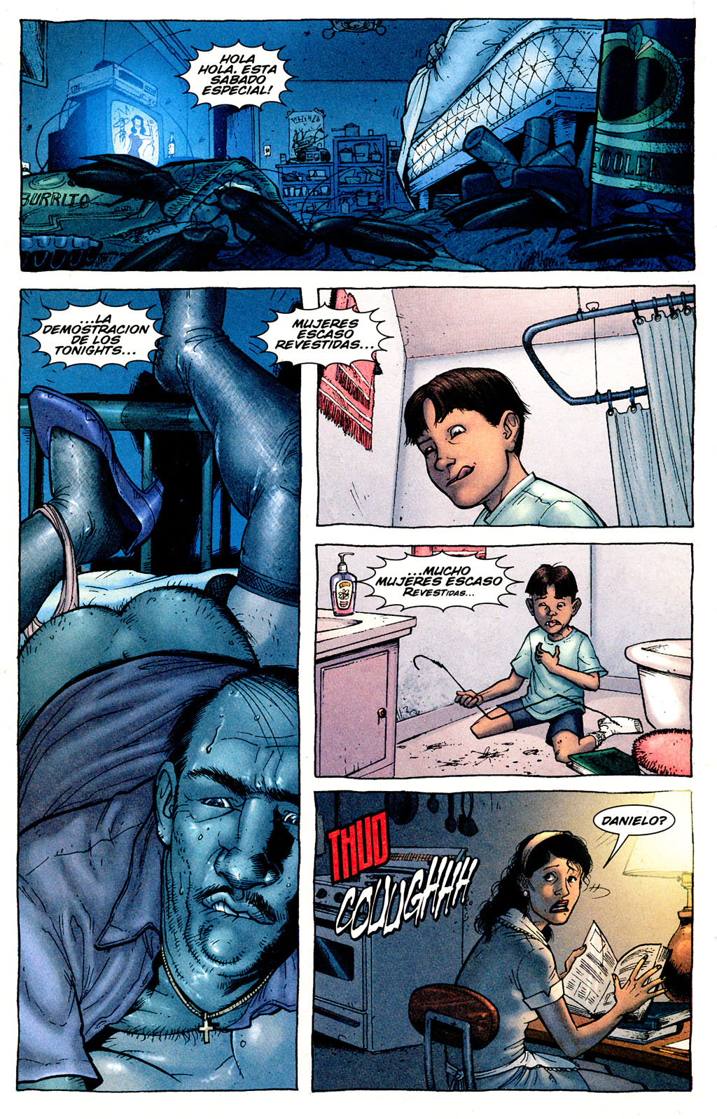 Read online The Exterminators comic -  Issue #1 - 20