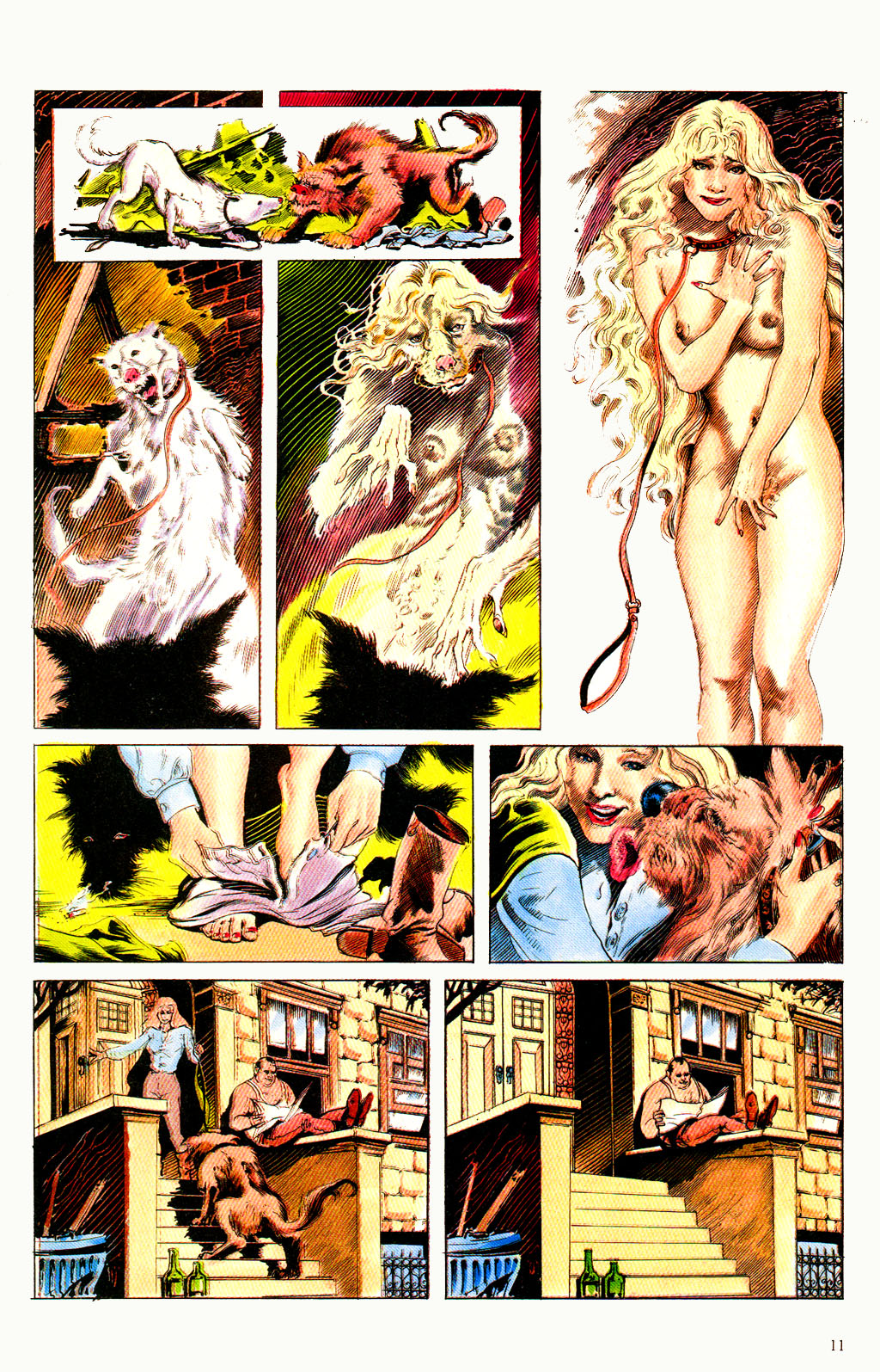 Read online Twisted Tales (1982) comic -  Issue #6 - 13