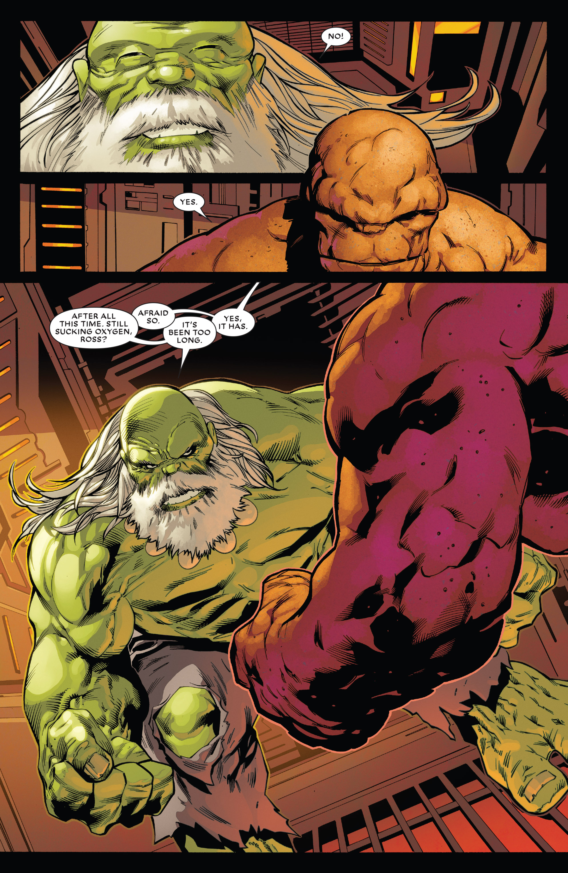 Read online Future Imperfect comic -  Issue #2 - 10
