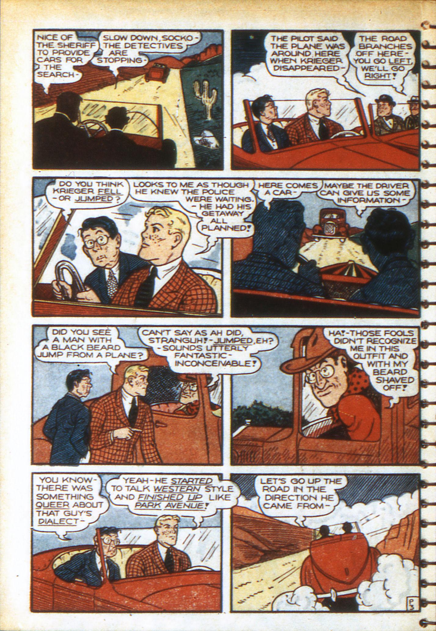 Read online Adventure Comics (1938) comic -  Issue #49 - 38