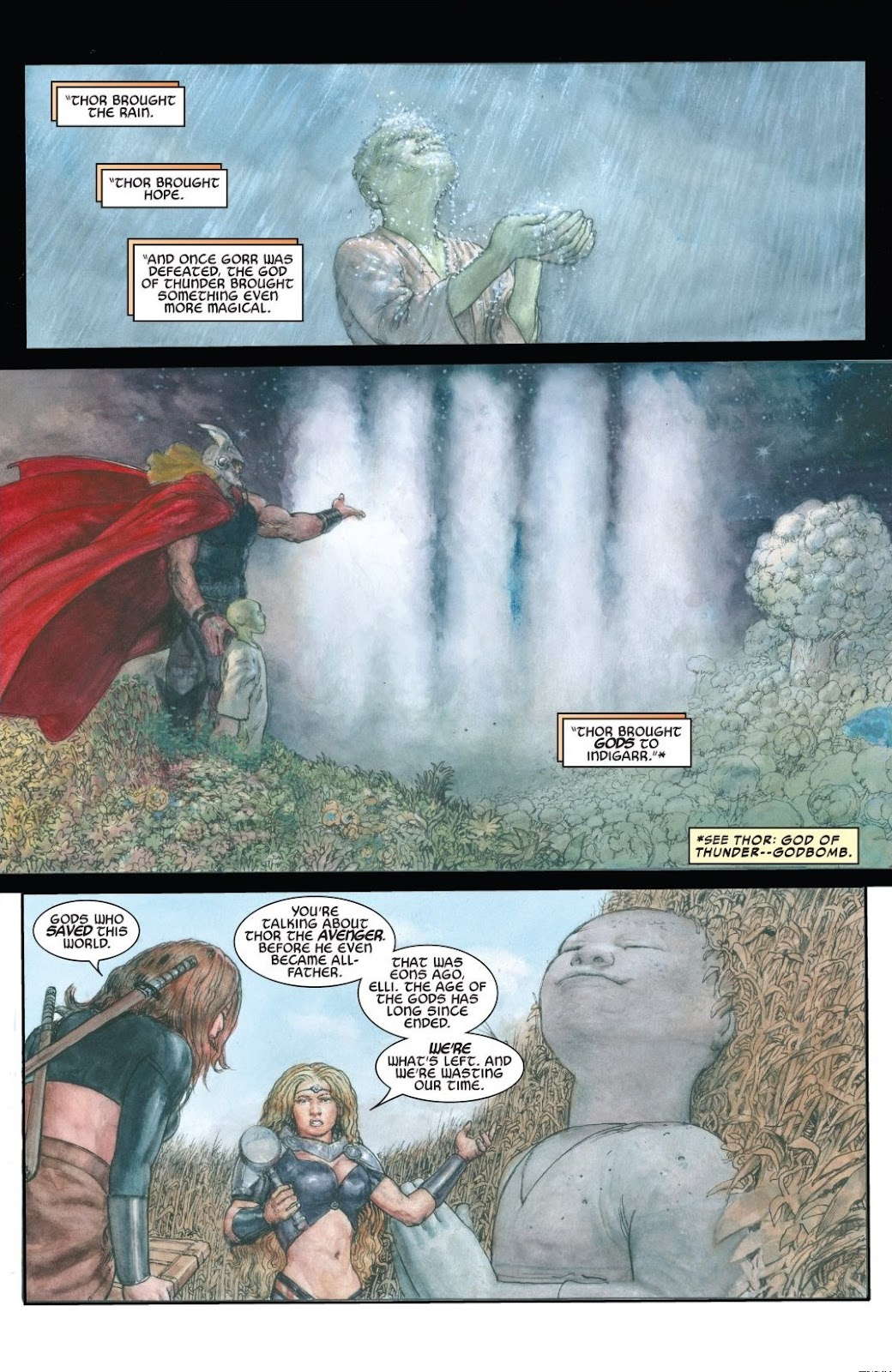 Read online King Thor comic -  Issue #3 - 7