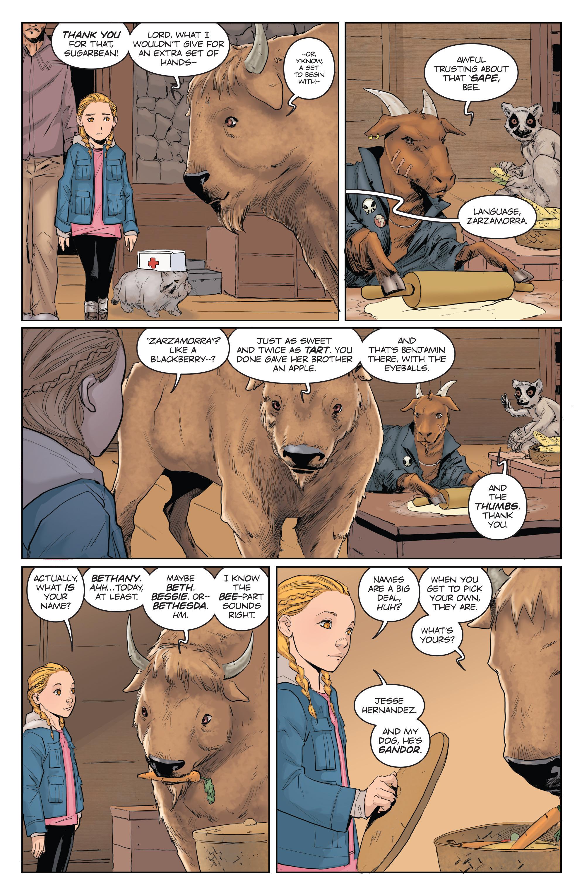 Read online Animosity comic -  Issue #3 - 15