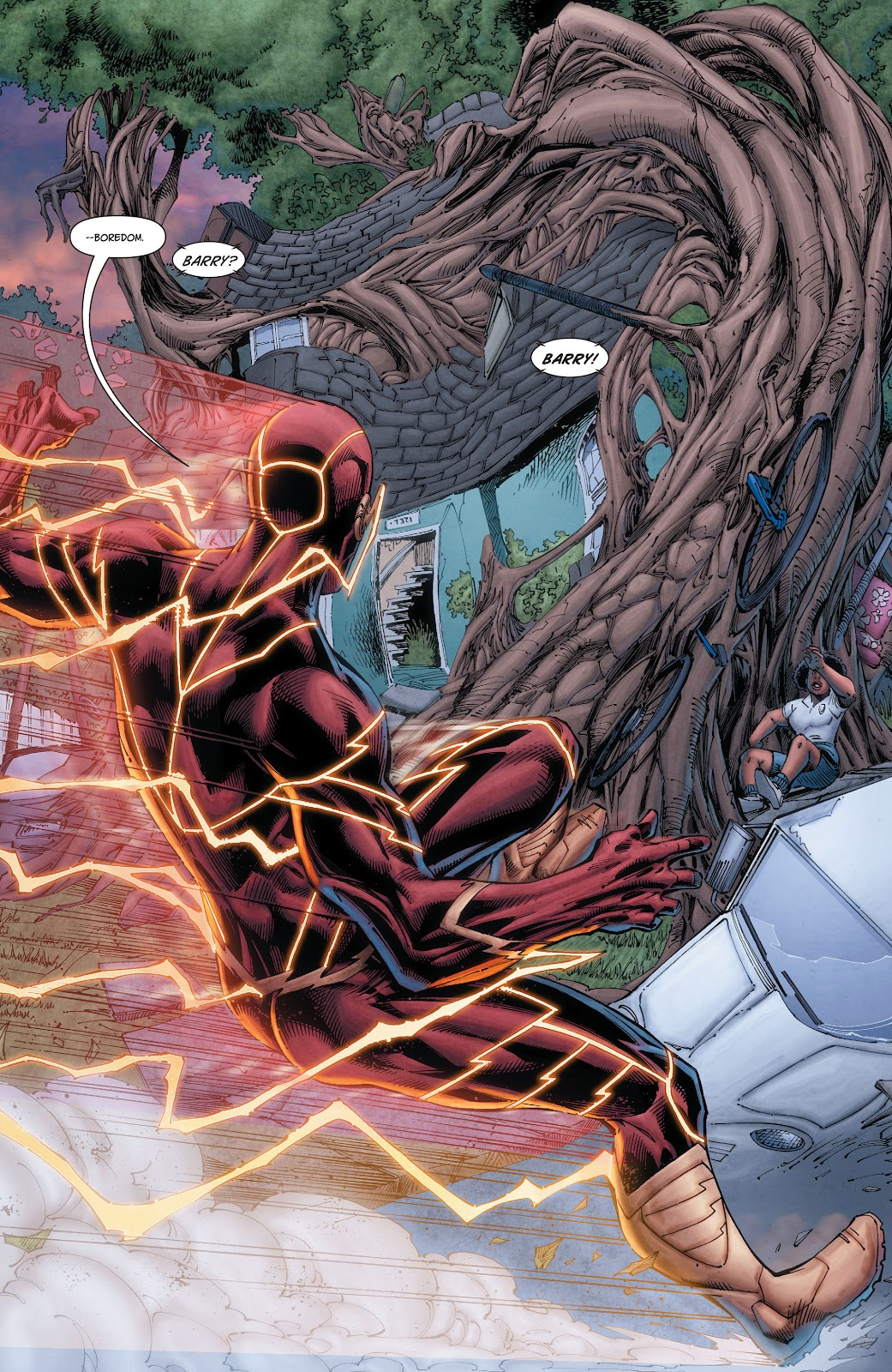 Read online The Flash (2011) comic -  Issue # _TPB 6 (Part 1) - 84
