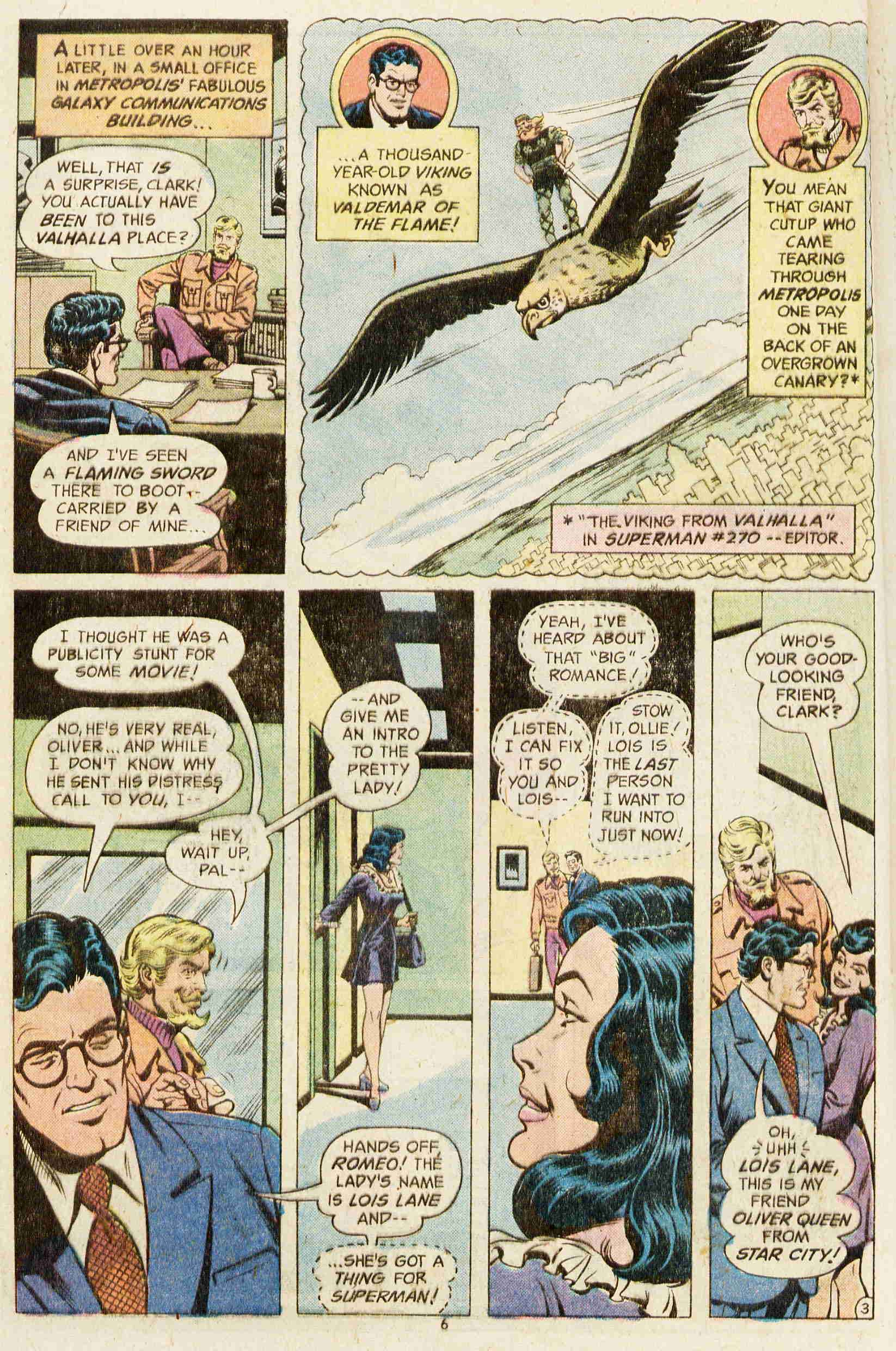 Read online Action Comics (1938) comic -  Issue #437 - 5