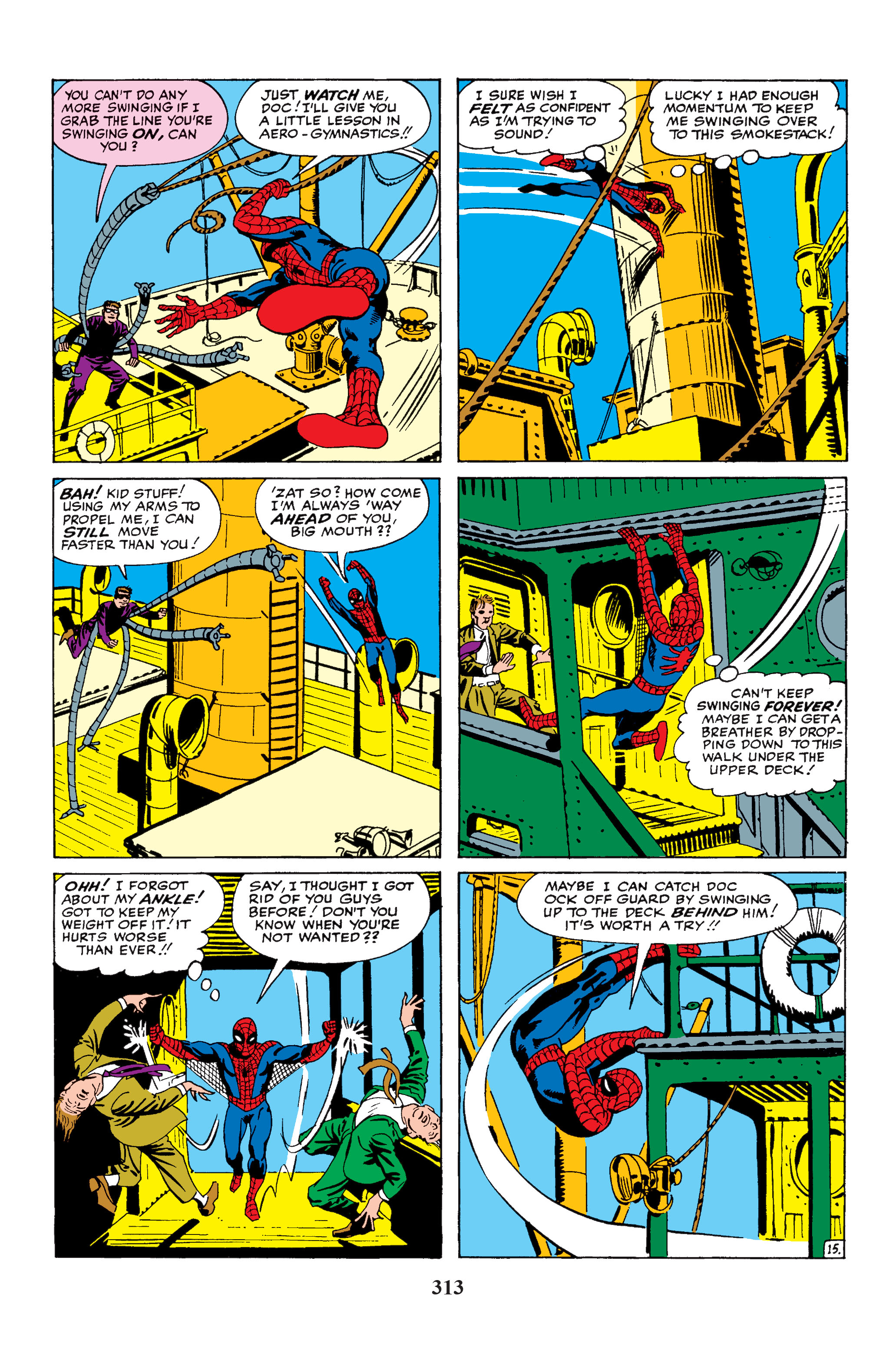 The Amazing Spider-Man (1963) 11 Page 15