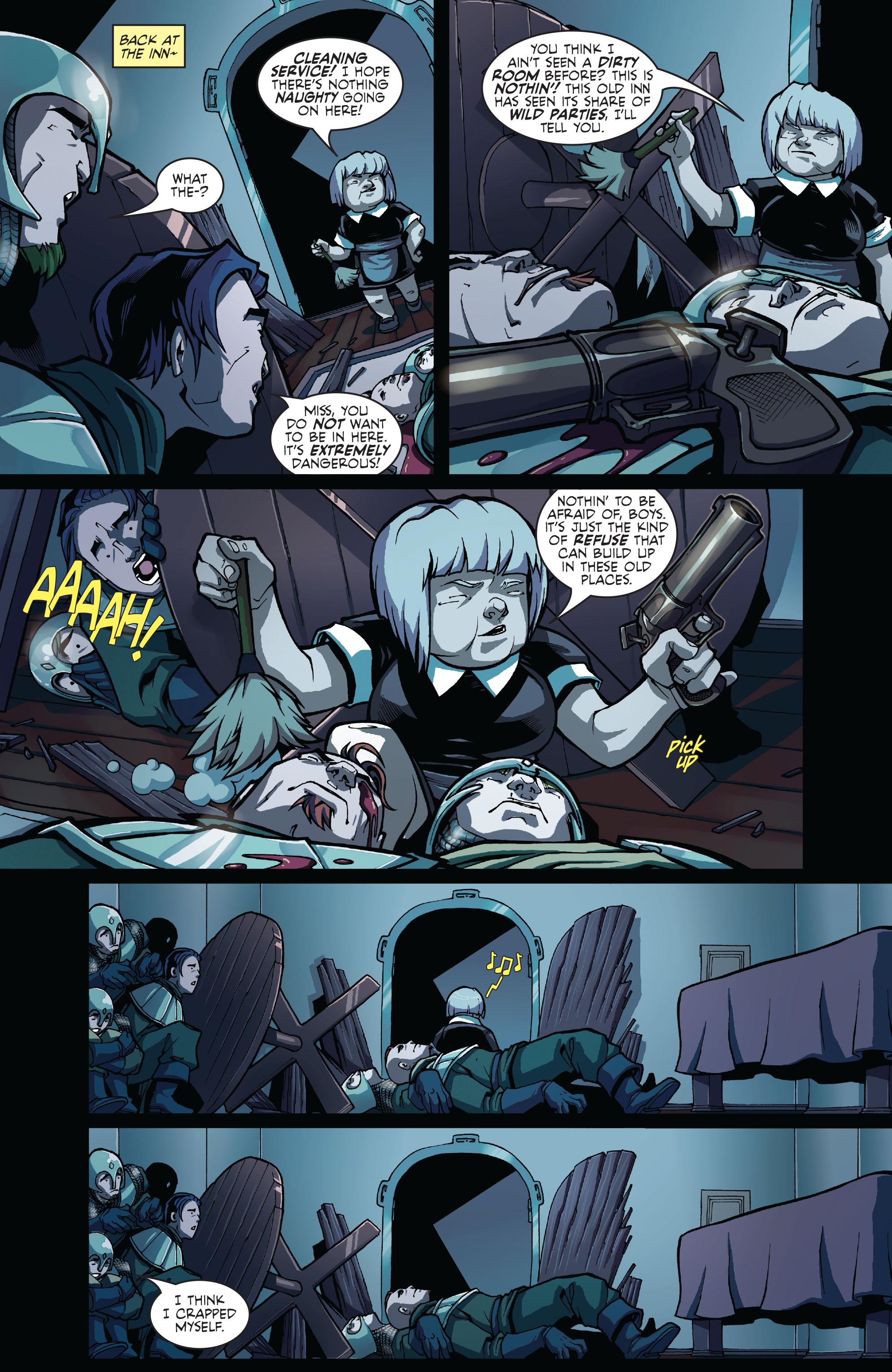 Read online Skullkickers comic -  Issue #8 - 16