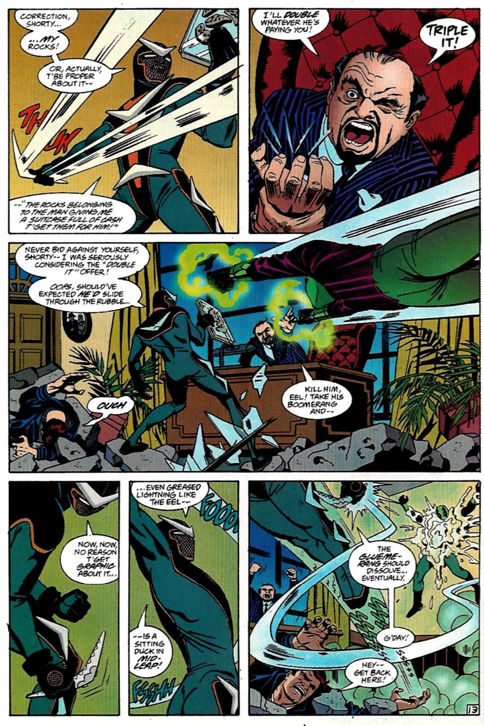 Read online Spider-Man: Lifeline comic -  Issue #1 - 14
