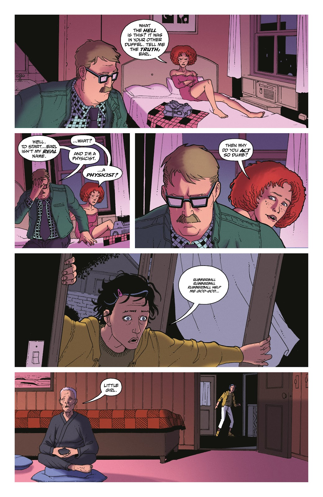Read online She Could Fly comic -  Issue # _TPB - 55