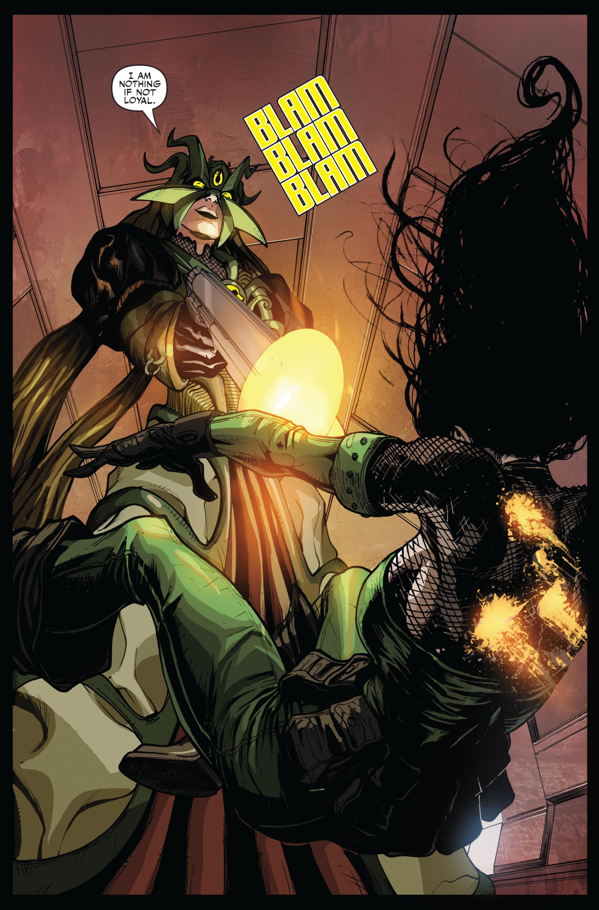 Read online Secret Warriors comic -  Issue #14 - 9
