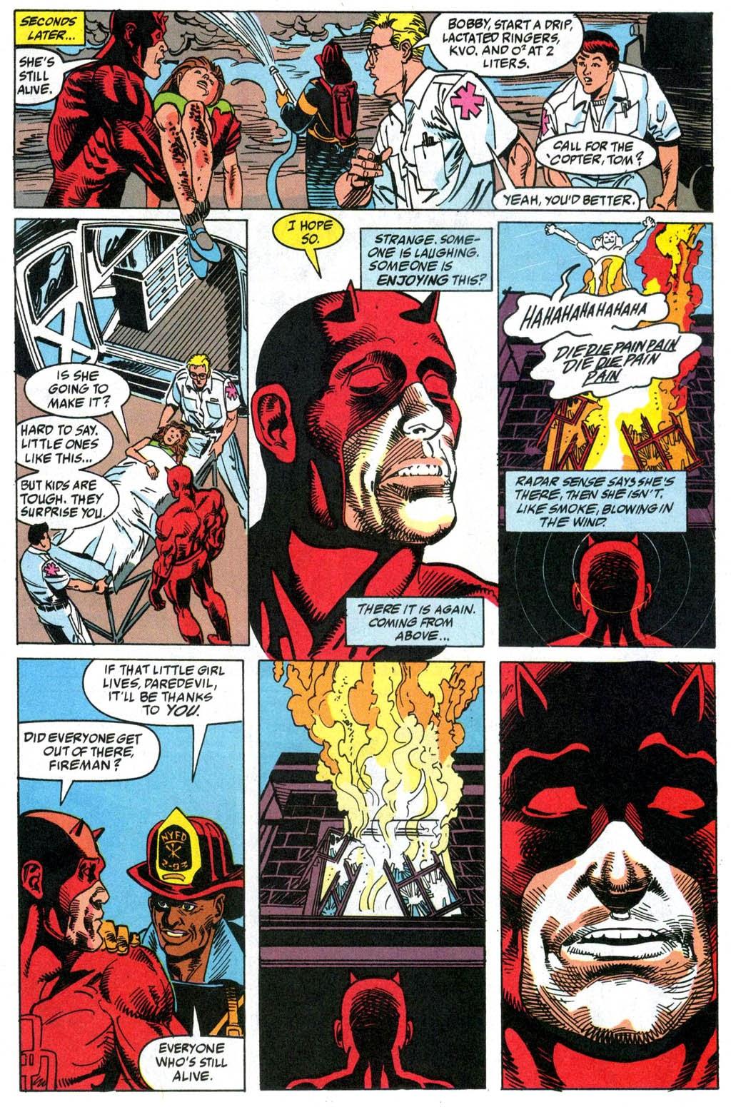 Read online Daredevil vs. Vapora comic -  Issue # Full - 5