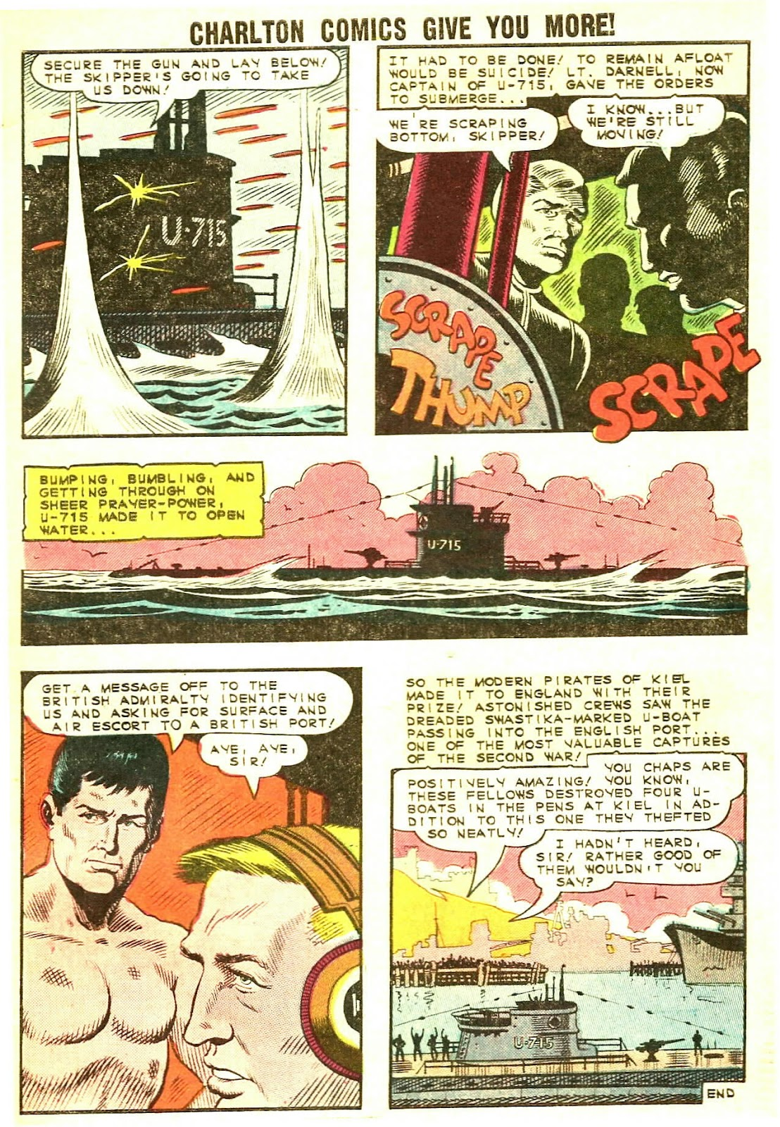 Read online Fightin' Navy comic -  Issue #120 - 33