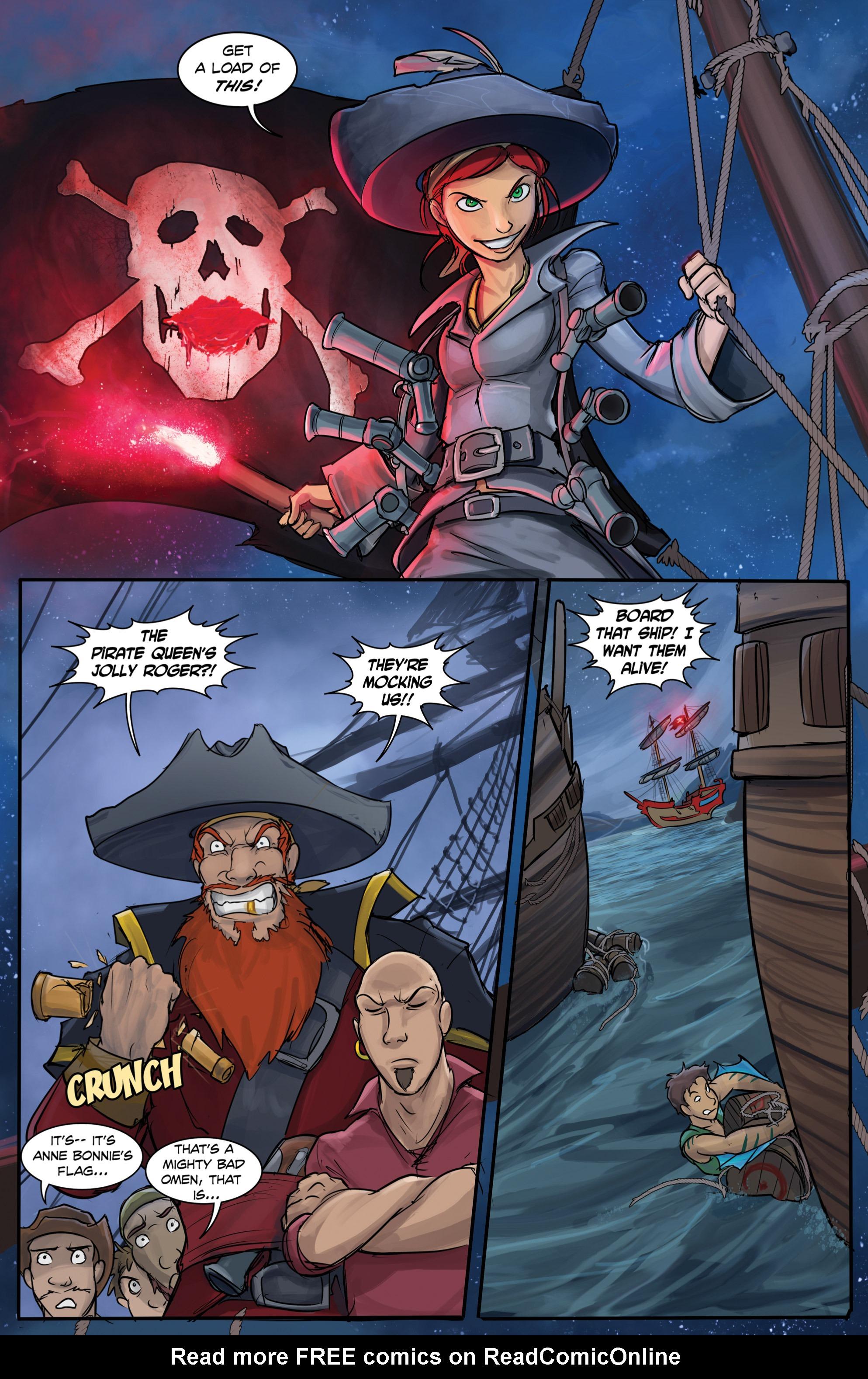 Read online Anne Bonnie comic -  Issue #6 - 12