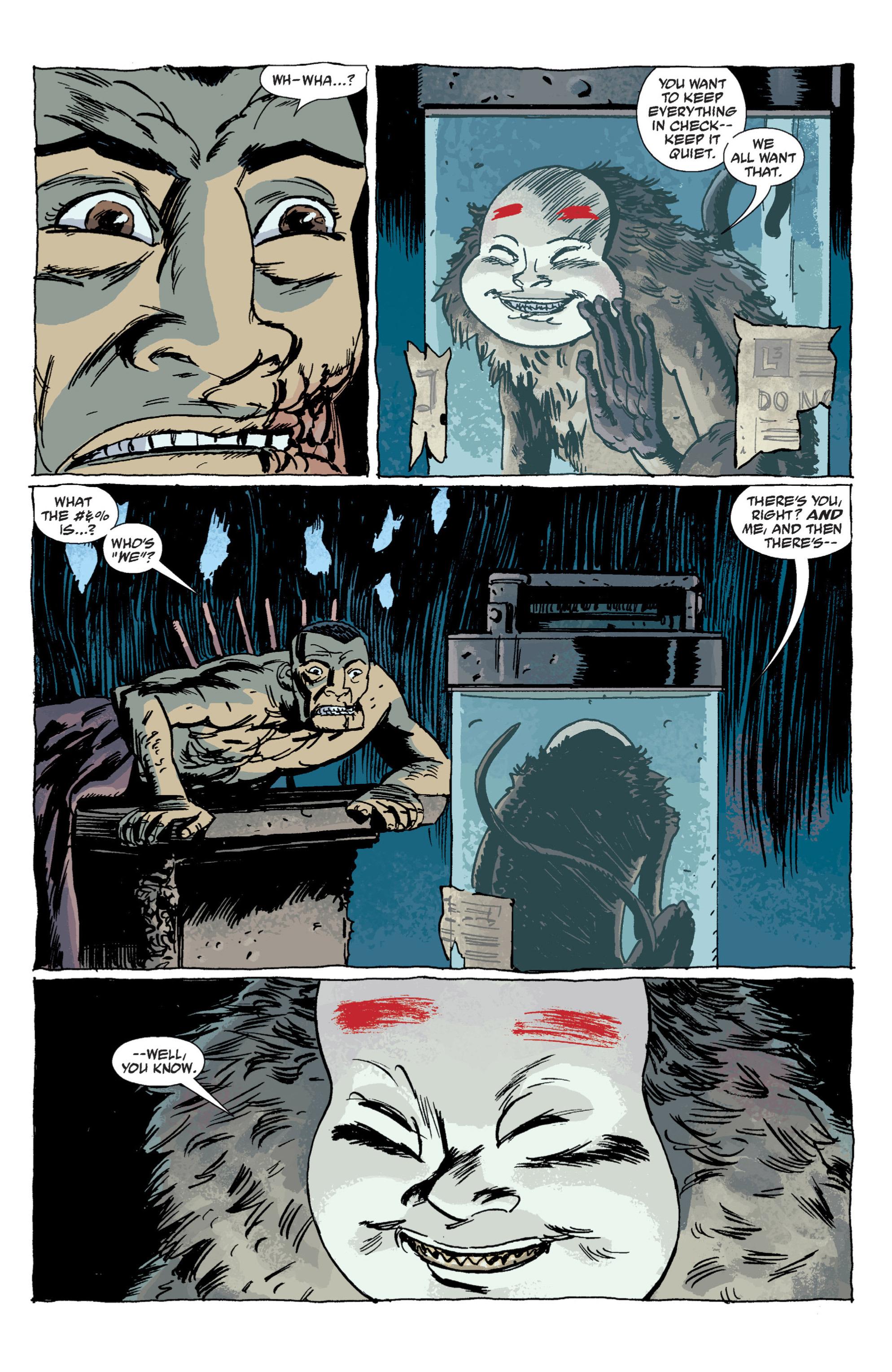 Read online B.P.R.D. (2003) comic -  Issue # TPB 7 - 20