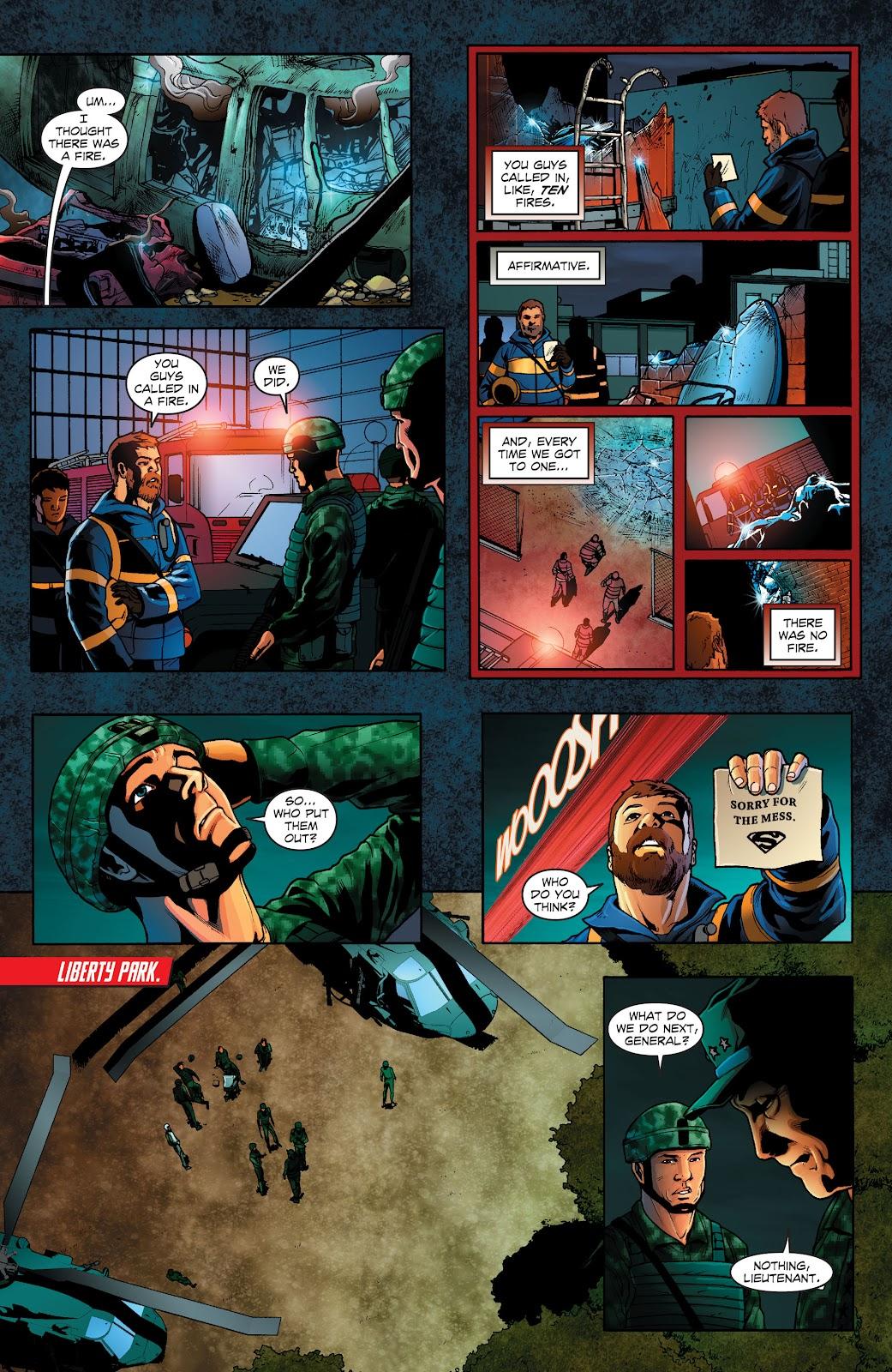 Read online Smallville Season 11 [II] comic -  Issue # TPB 1 - 103