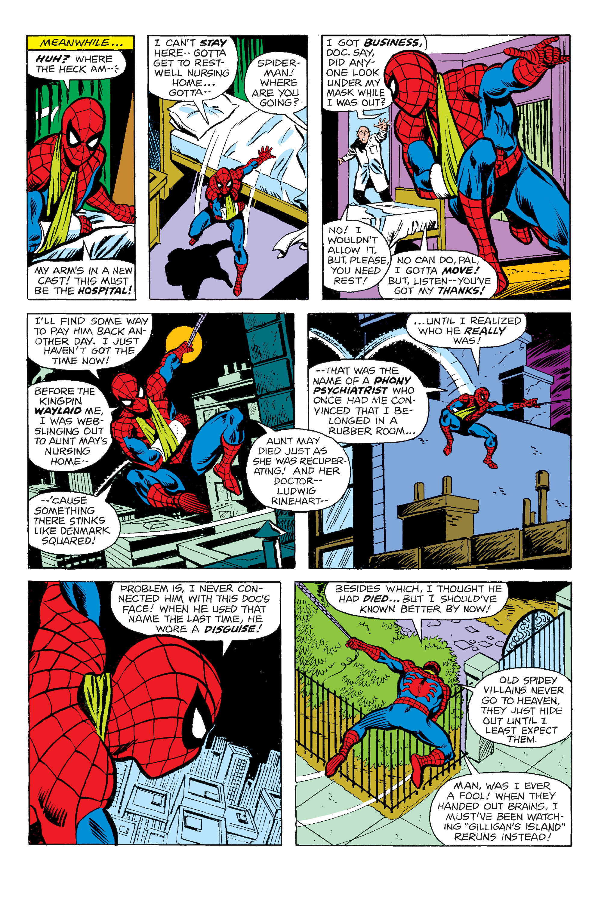 The Amazing Spider-Man (1963) 198 Page 7