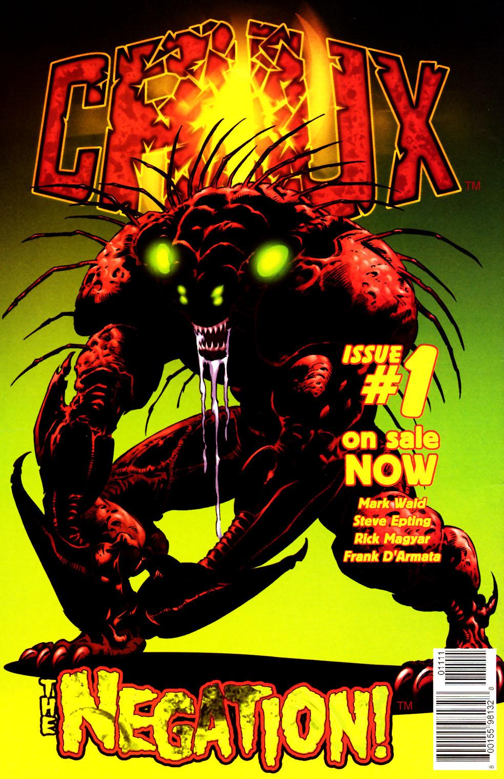 Read online Scion comic -  Issue #11 - 35