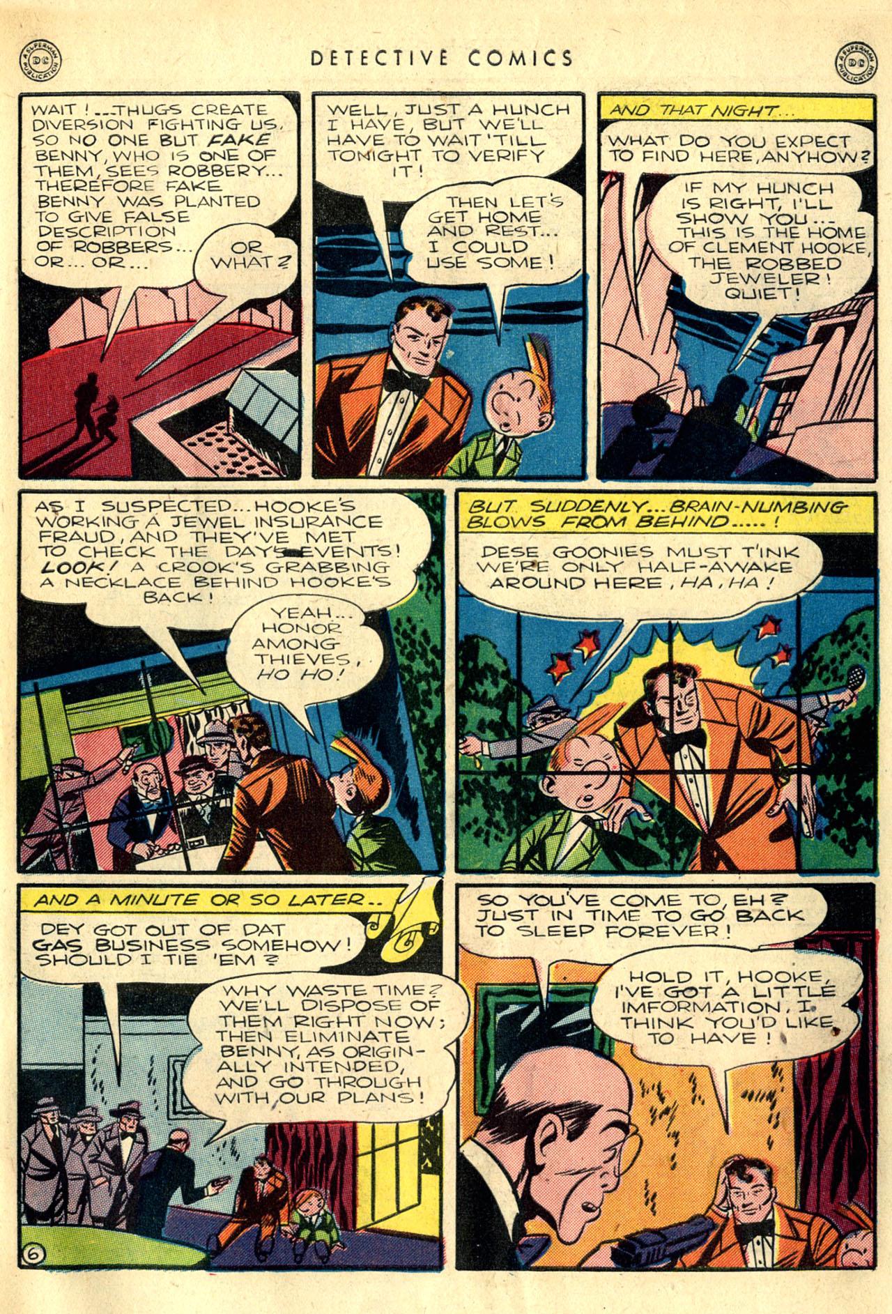 Read online Detective Comics (1937) comic -  Issue #90 - 47