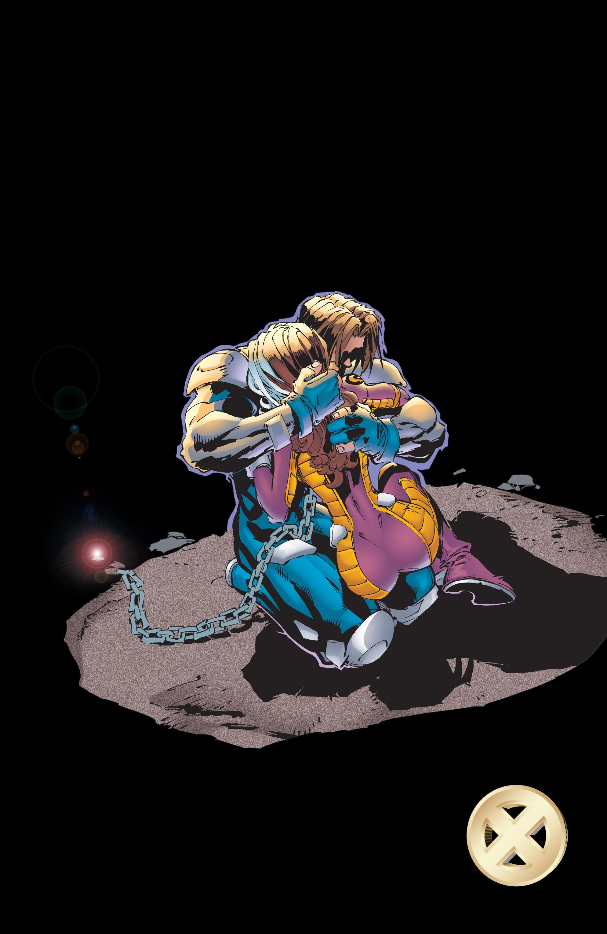 Read online Uncanny X-Men (1963) comic -  Issue #348 - 22