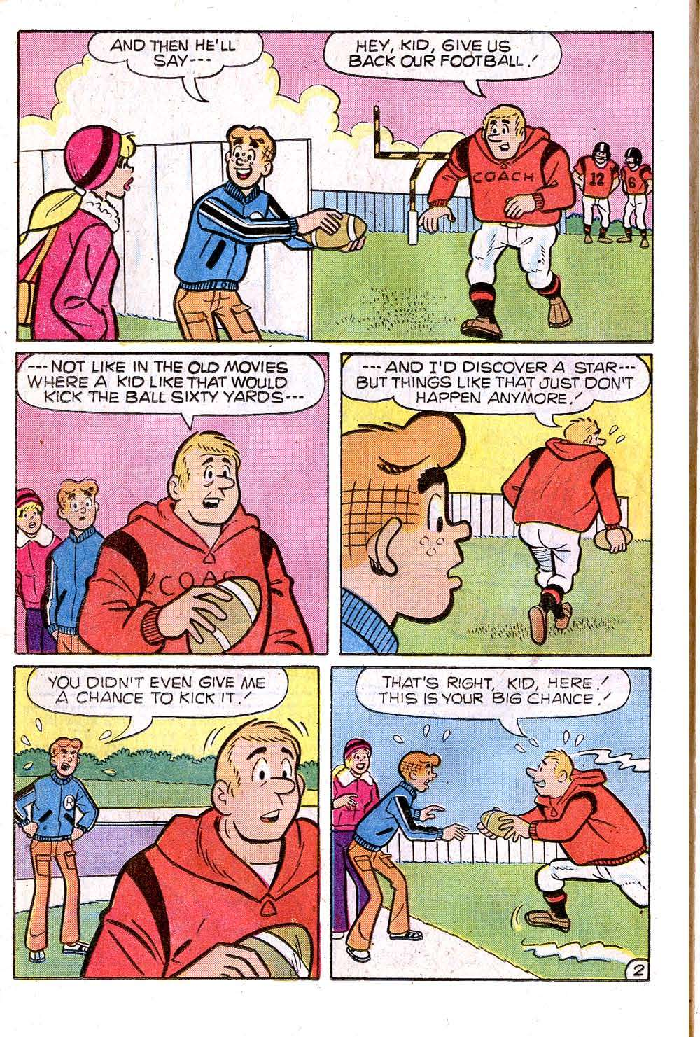 Read online Archie (1960) comic -  Issue #269 - 14