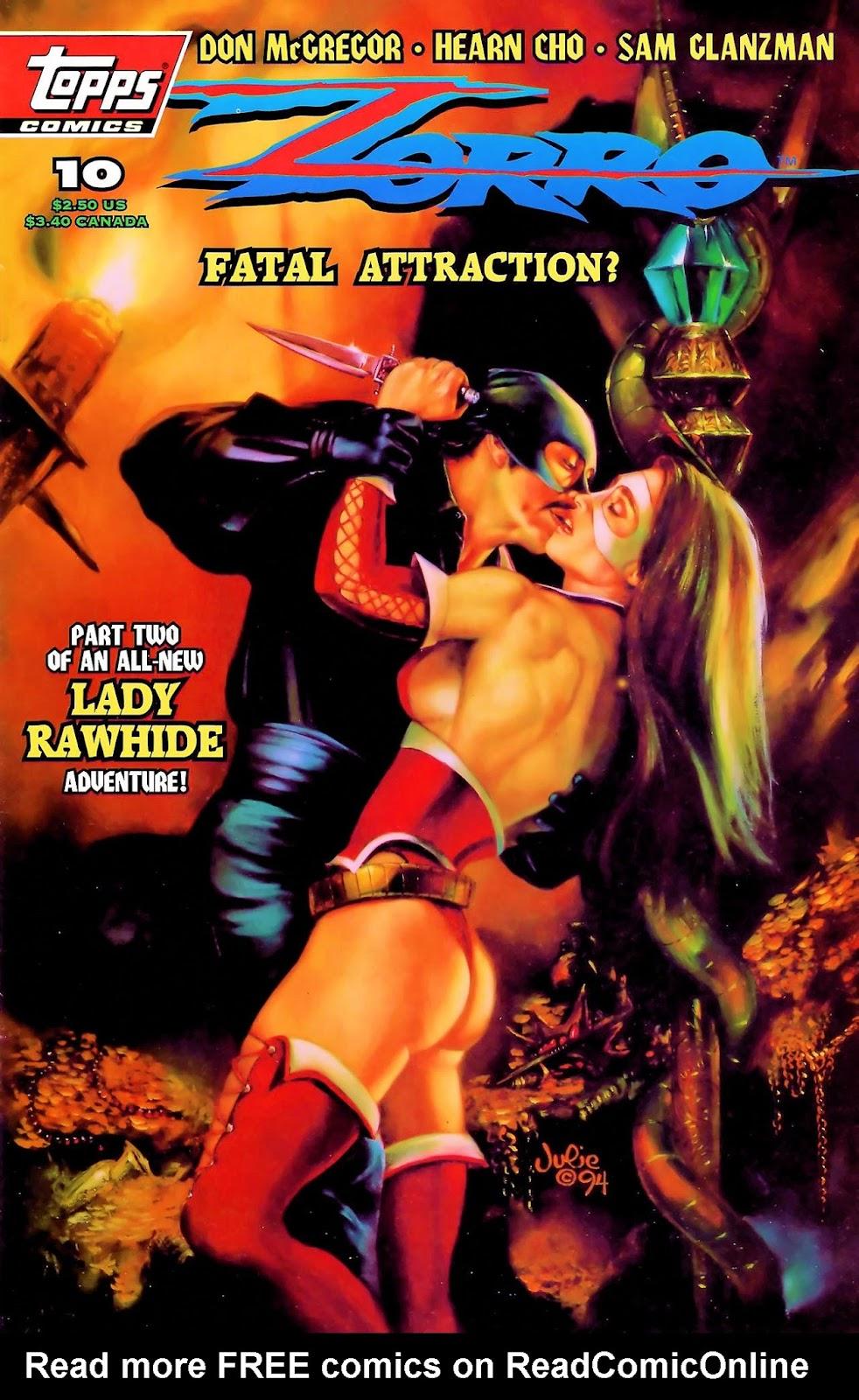Zorro (1993) 10 Page 1