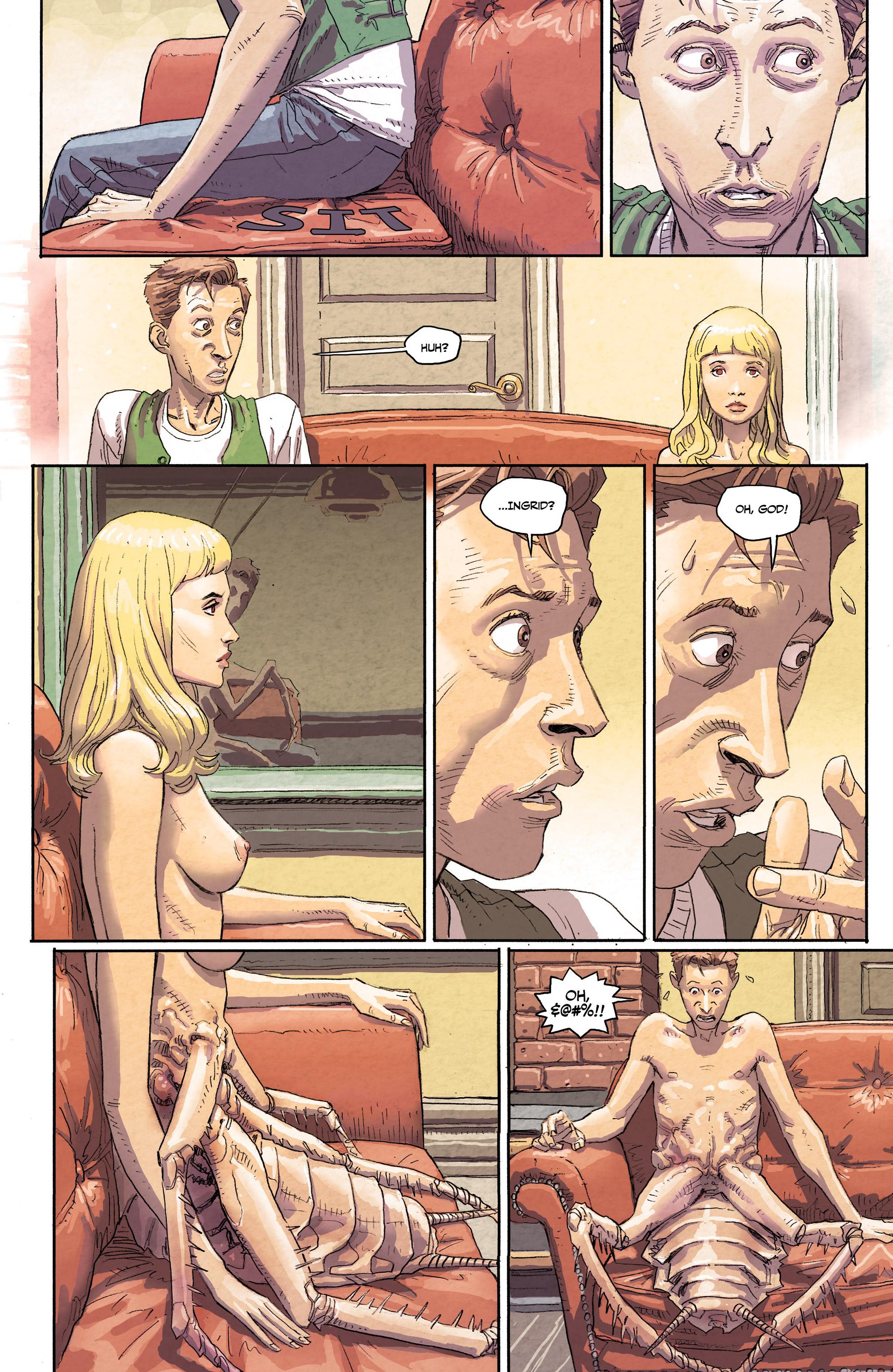 Read online Paklis comic -  Issue #1 - 7