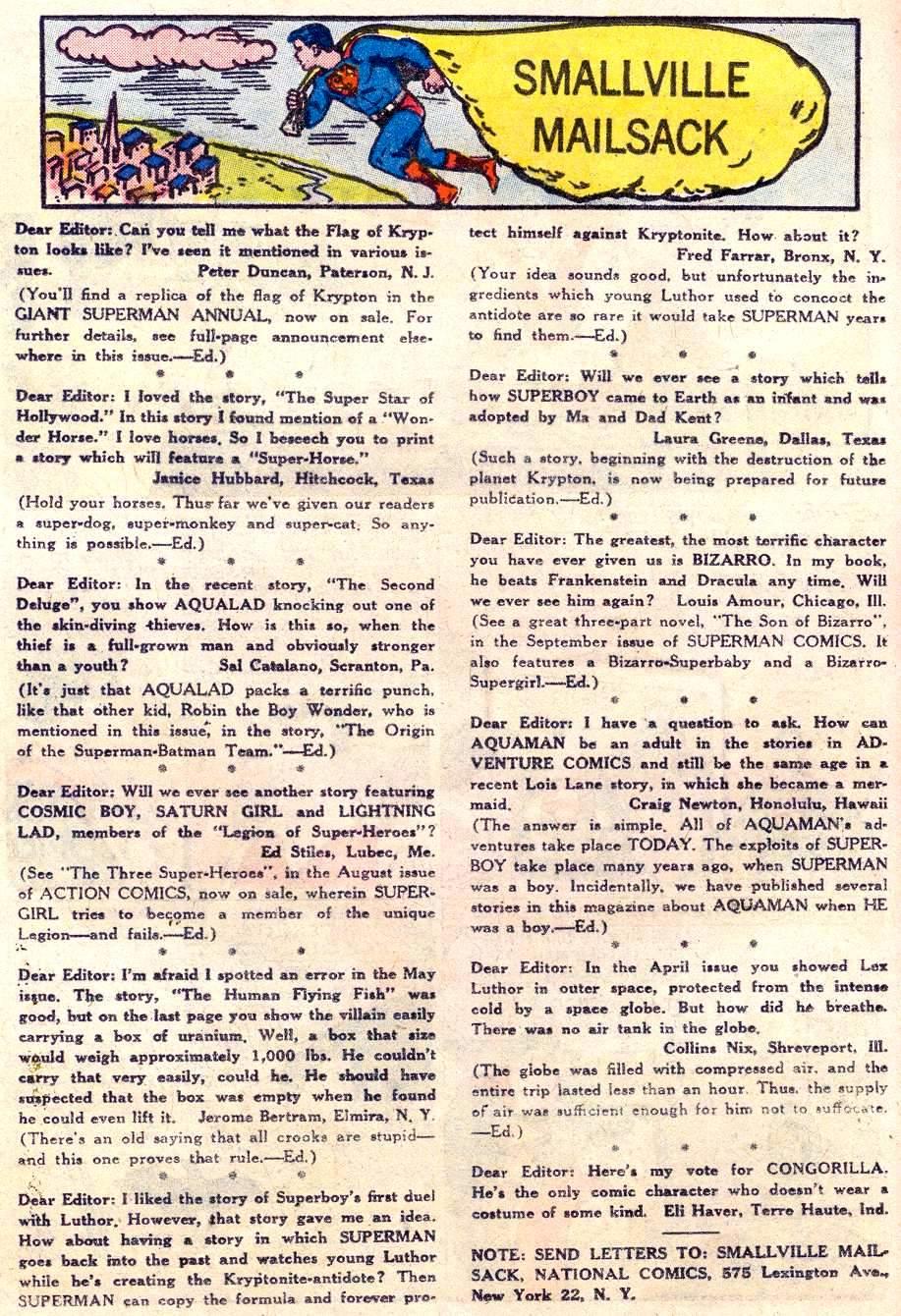 Read online Adventure Comics (1938) comic -  Issue #275 - 16