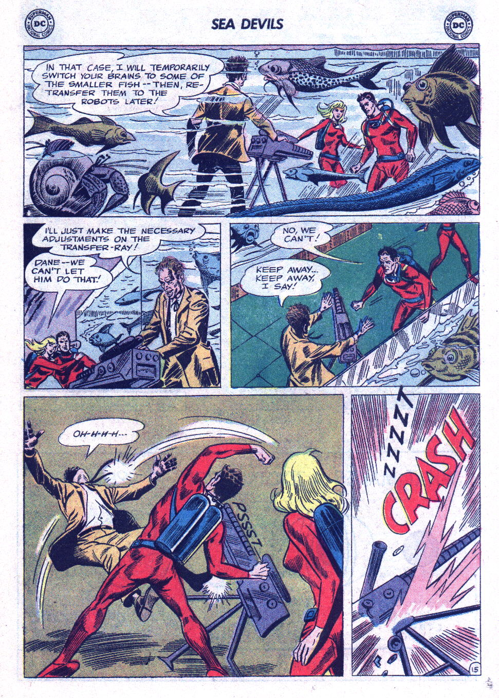 Sea Devils issue 19 - Page 19