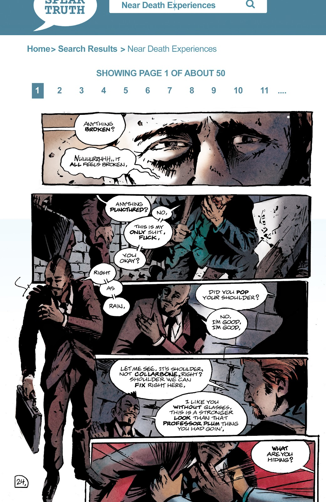 Read online Nobody Is In Control comic -  Issue #1 - 27