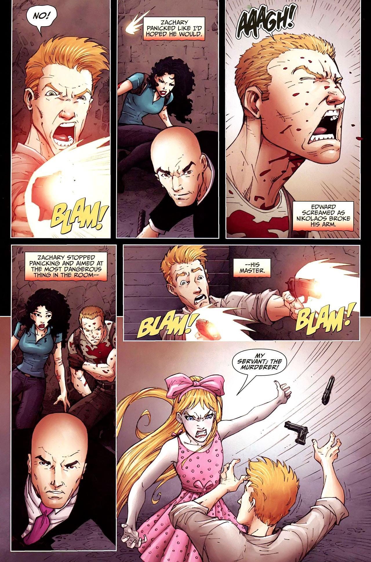 Read online Anita Blake, Vampire Hunter: Guilty Pleasures comic -  Issue #12 - 10