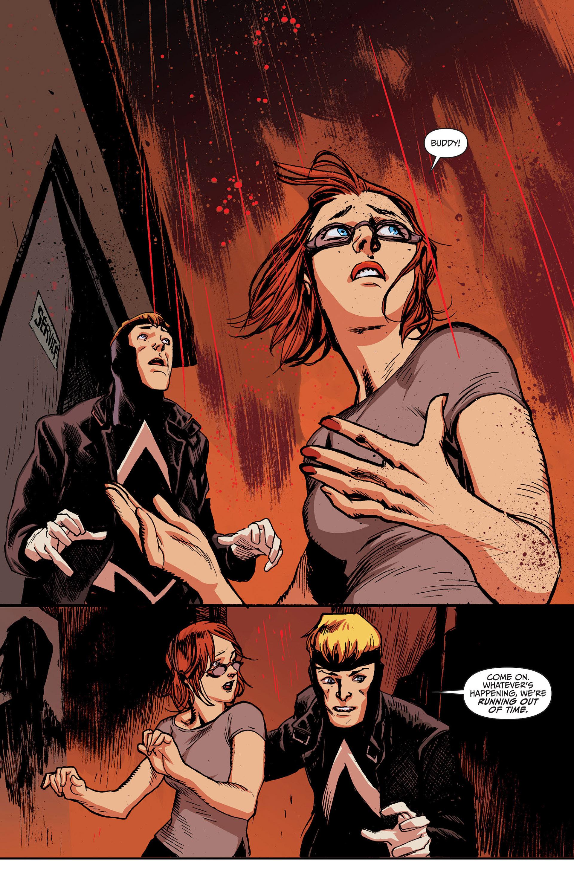 Read online Animal Man (2011) comic -  Issue #25 - 7
