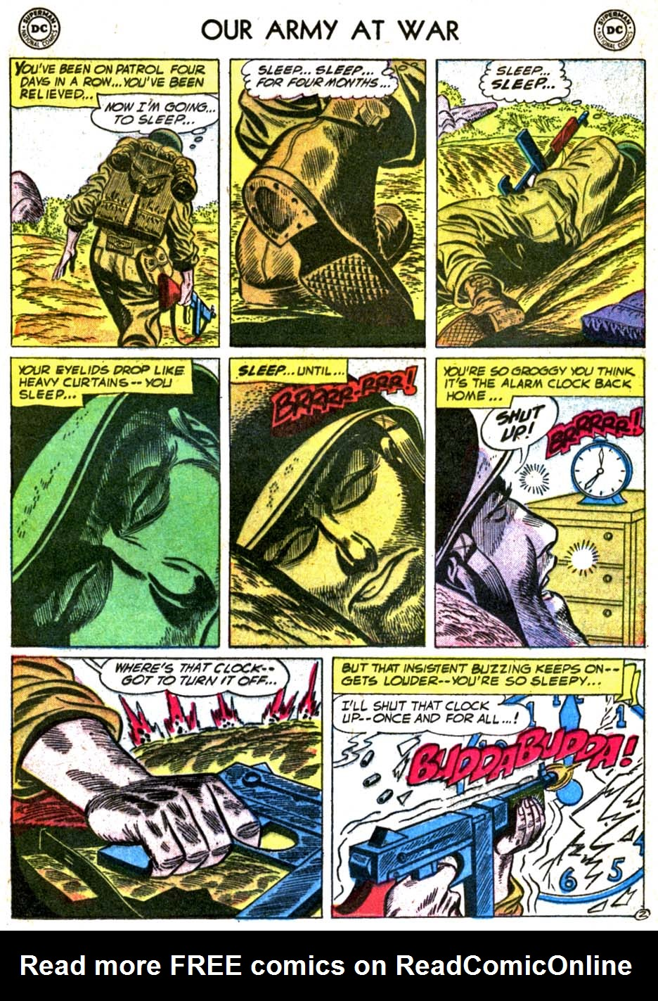 Our Army at War (1952) issue 58 - Page 11