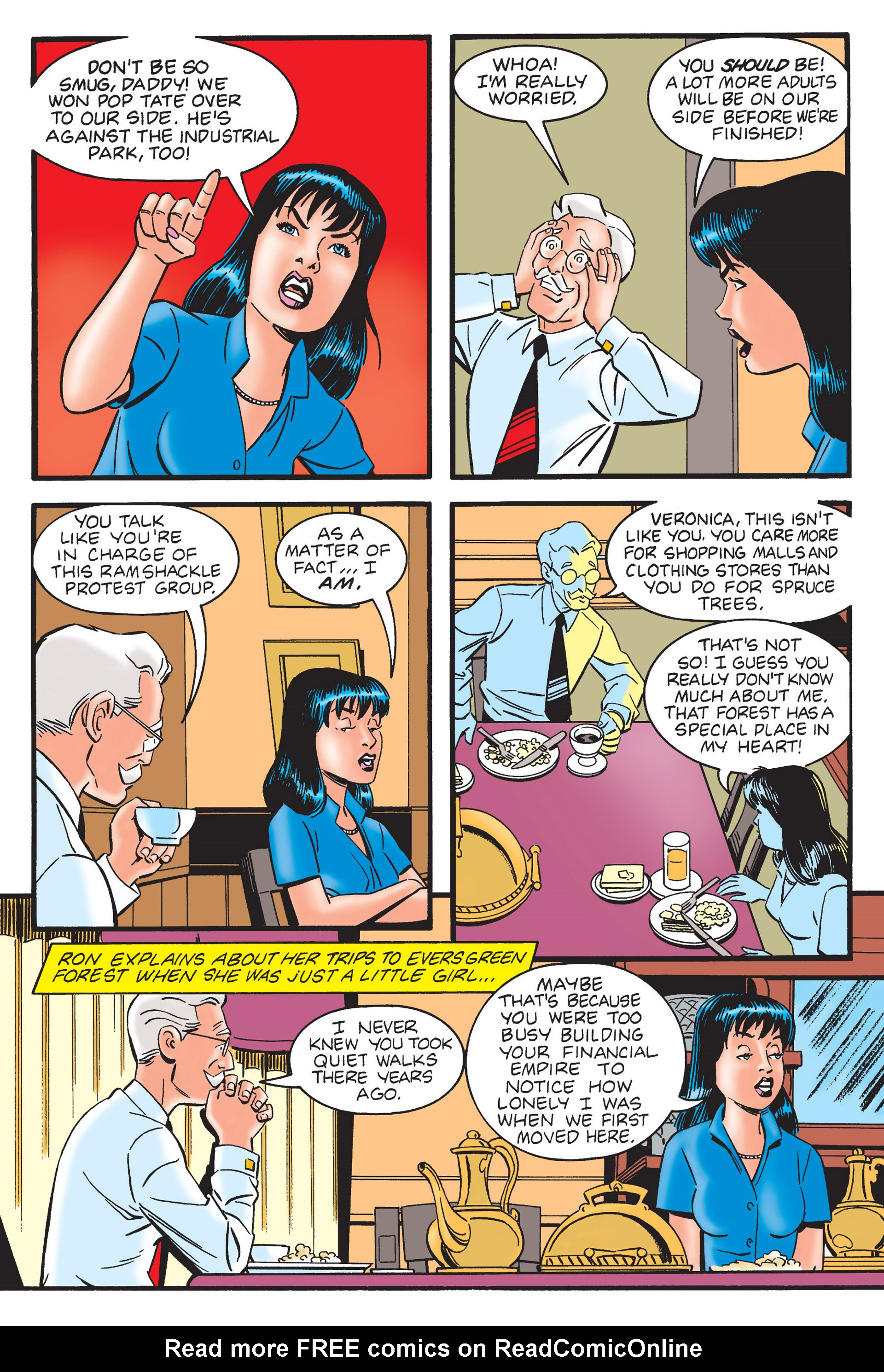 Read online Archie's New Look Series comic -  Issue #4 - 41