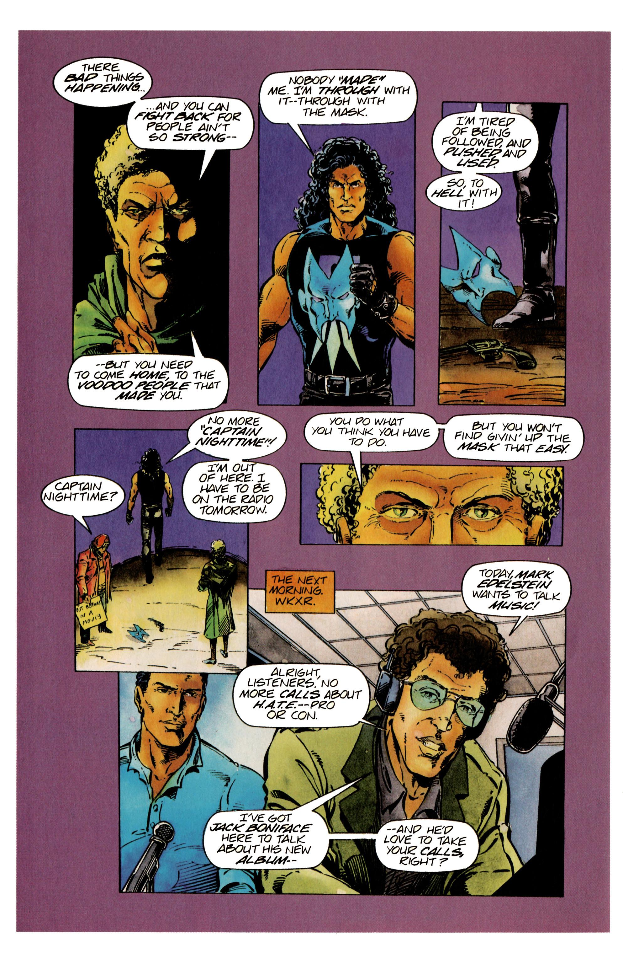 Read online Shadowman (1992) comic -  Issue #24 - 8